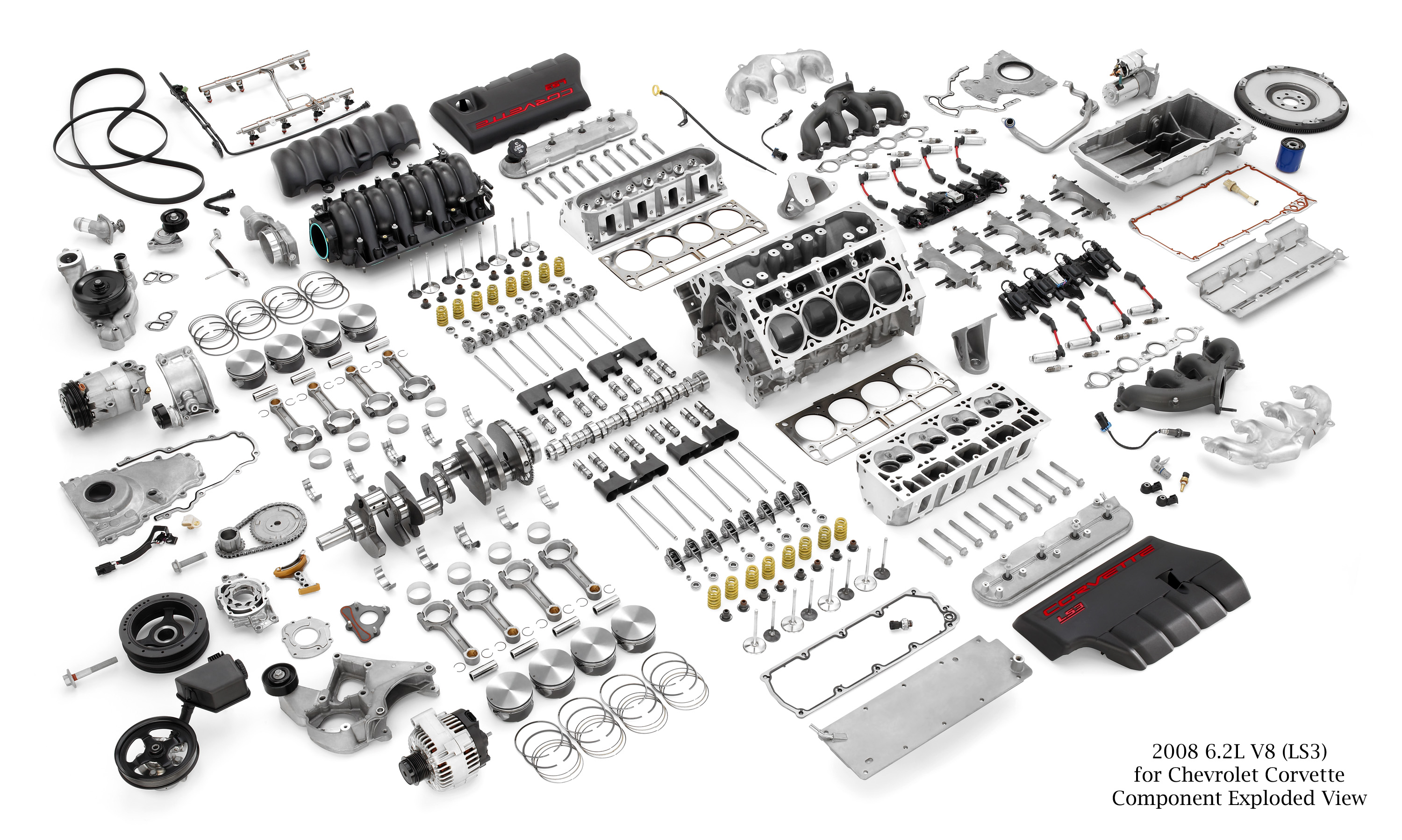 Small Block Fast Facts Wiring Diagram For Chevy 327 Image Gallery