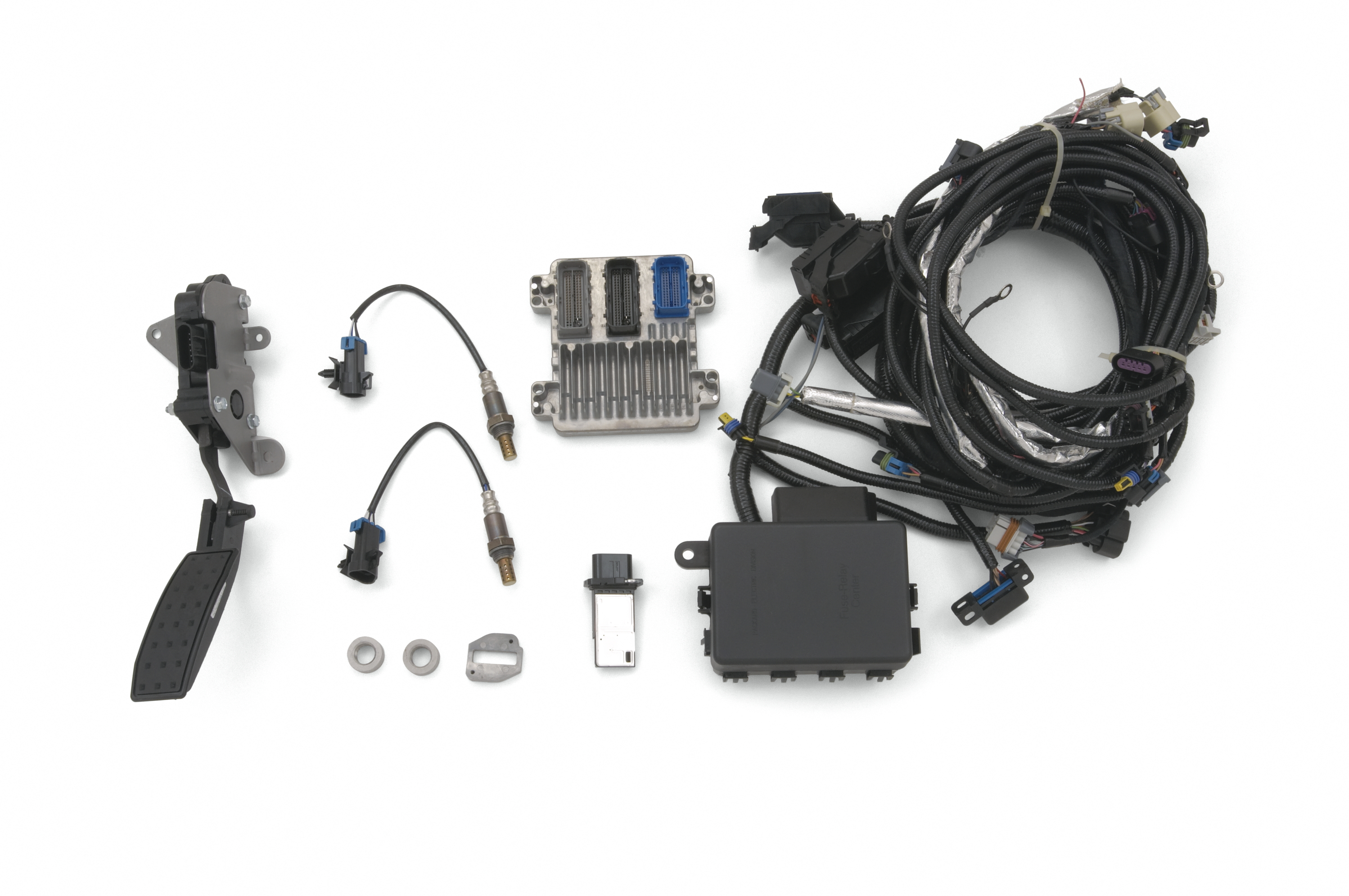 2011 Chevrolet PerfParts 001 chevrolet performance releases lsa controller kit painless wiring harness ls3 at bayanpartner.co