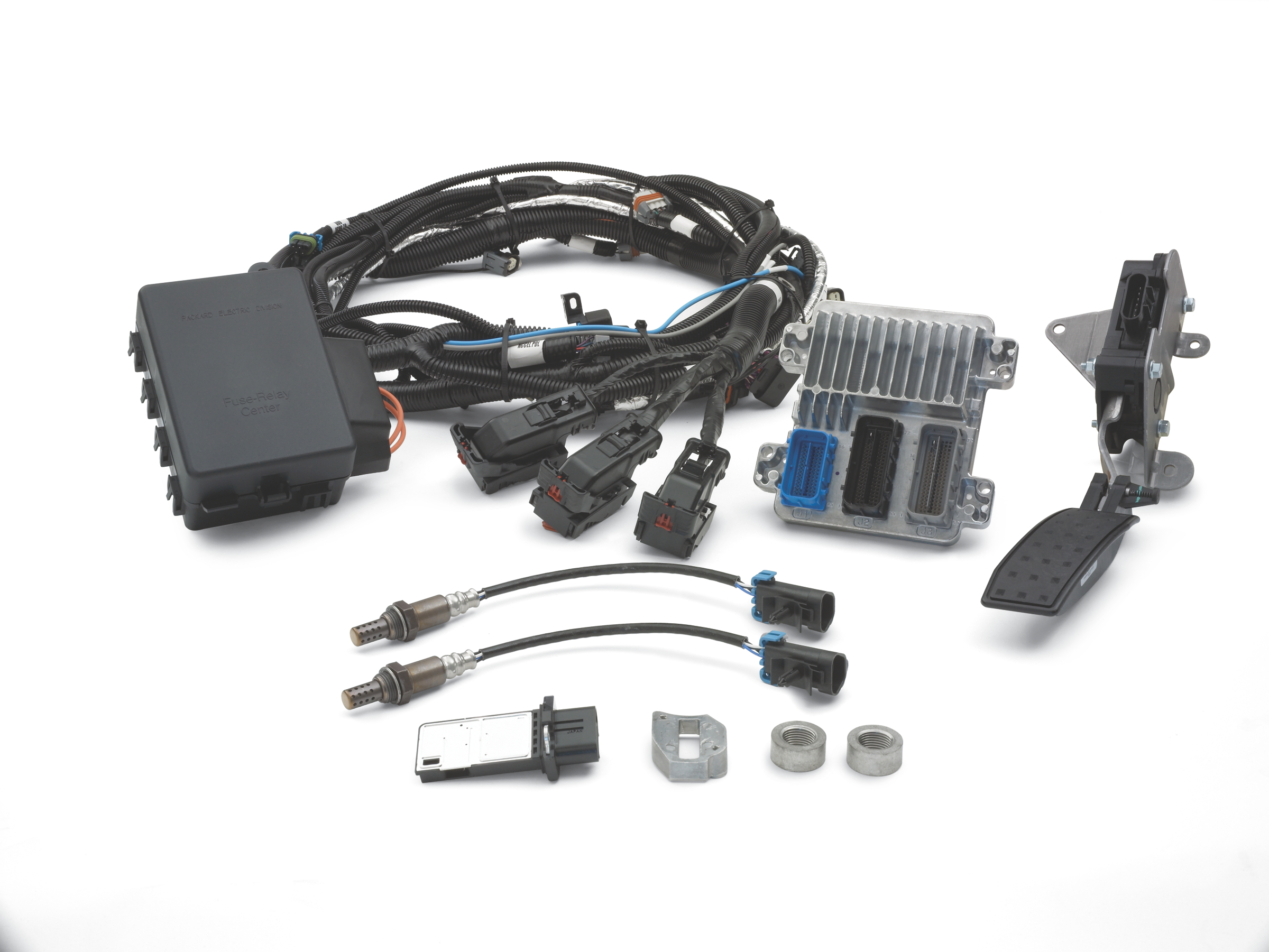 Chevrolet Performance Offers Retrofit Controller Kit For 53l Engines Street Wiring Harness Download The Photo Above