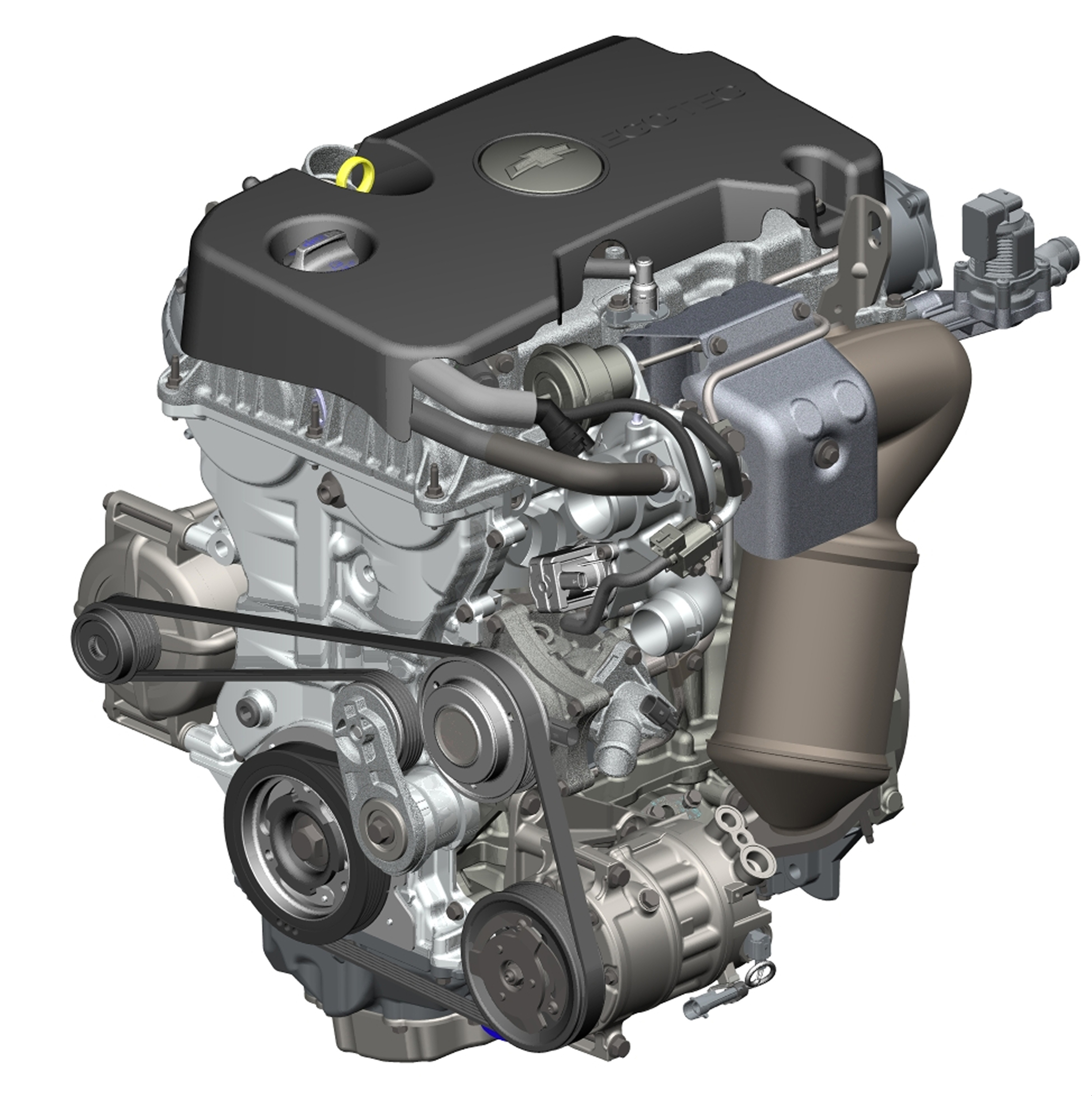 Future Chevrolets to Benefit from Small Gas Engine Family