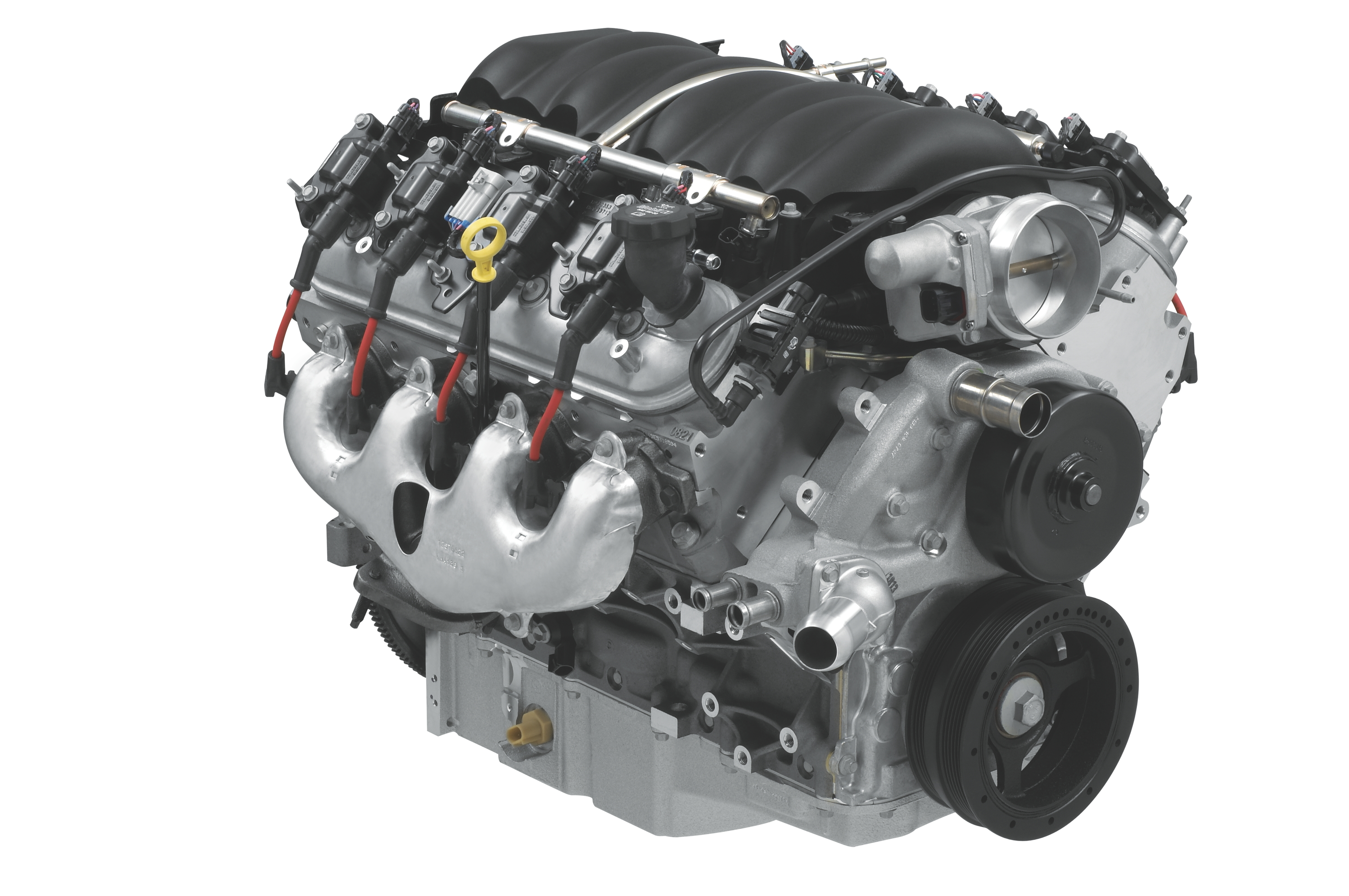Chevrolet performance launches industry first connect and cruise crate powertrain systems