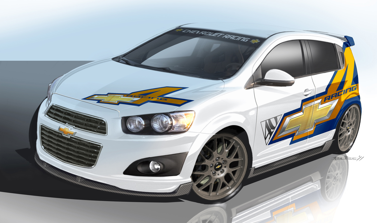 Chevrolet Sonic Owners Manual: Accessories and Modifications