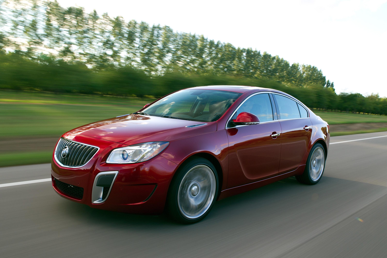 Buick Regal: Introduction