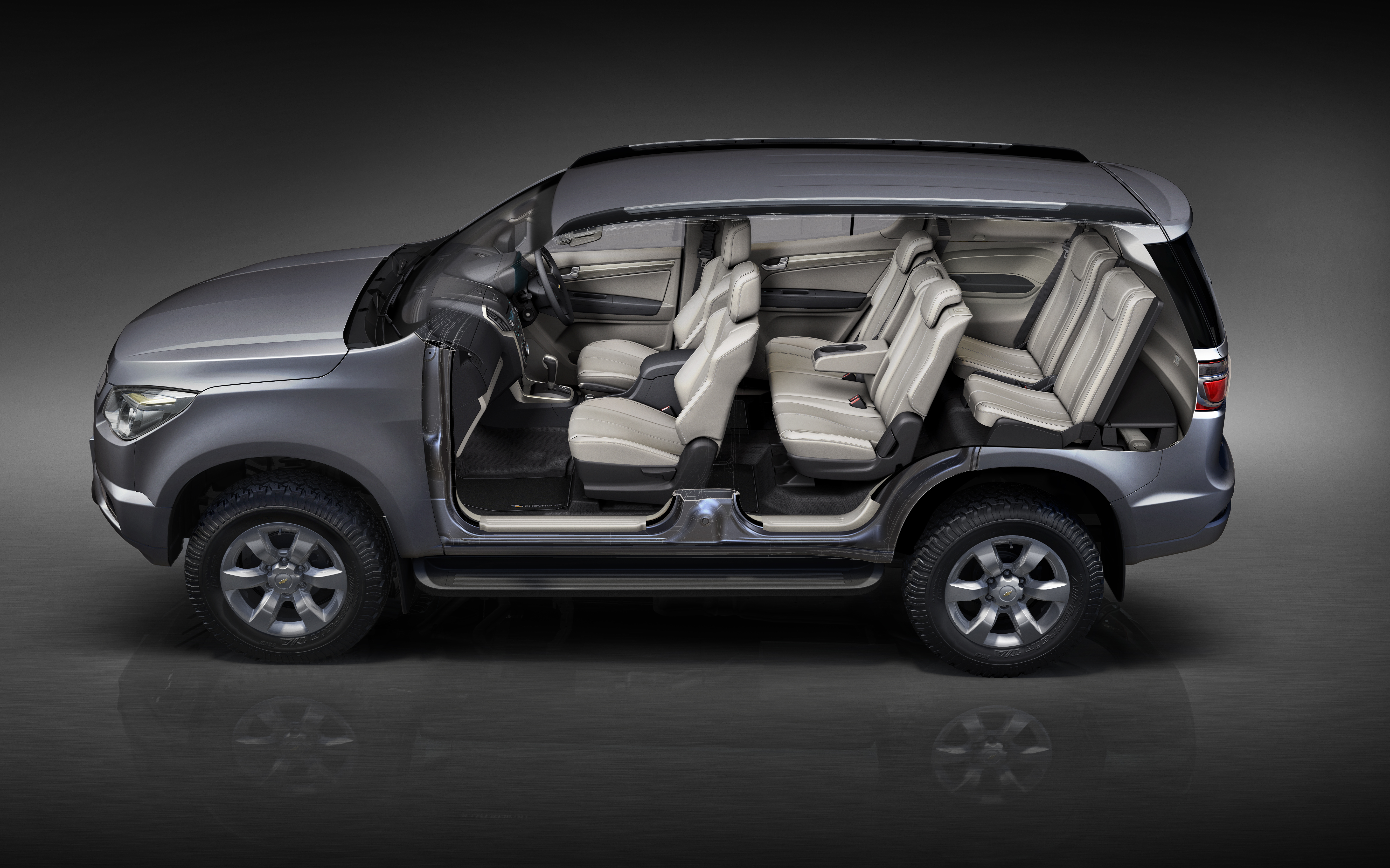 2017 Chevrolet Trailblazer Suv The Photo Above