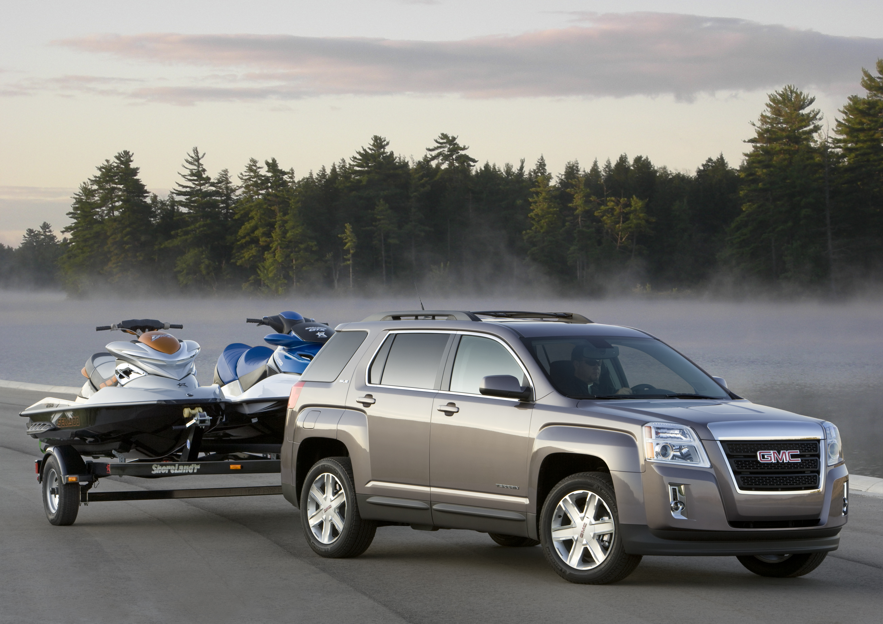 Gmc Acadia Towing Capacity >> Towing Skills Can T Be Swayed On Gmc Crossovers
