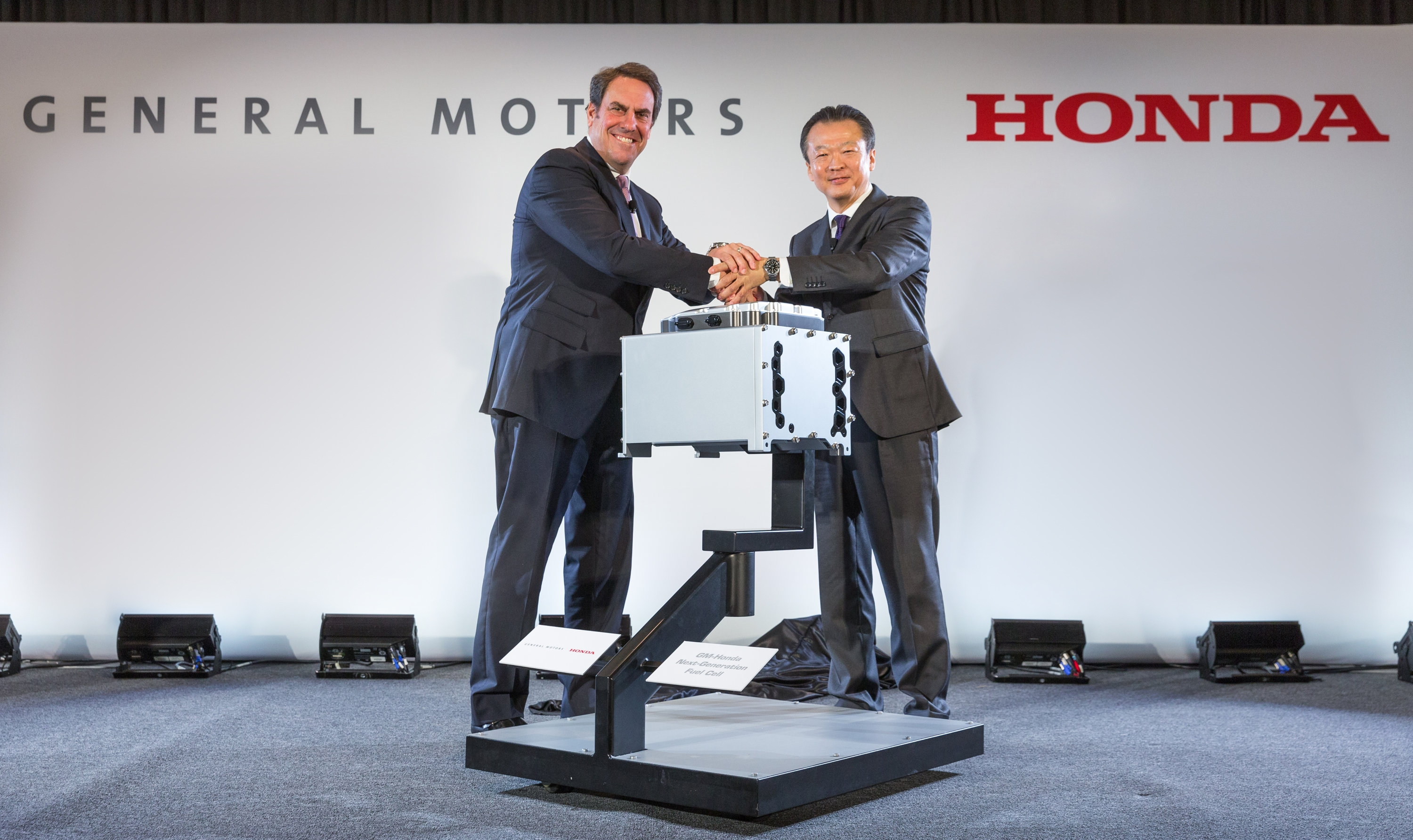 Gm And Honda To Elish Industry First Joint Fuel Cell System Manufacturing Operation In Michigan