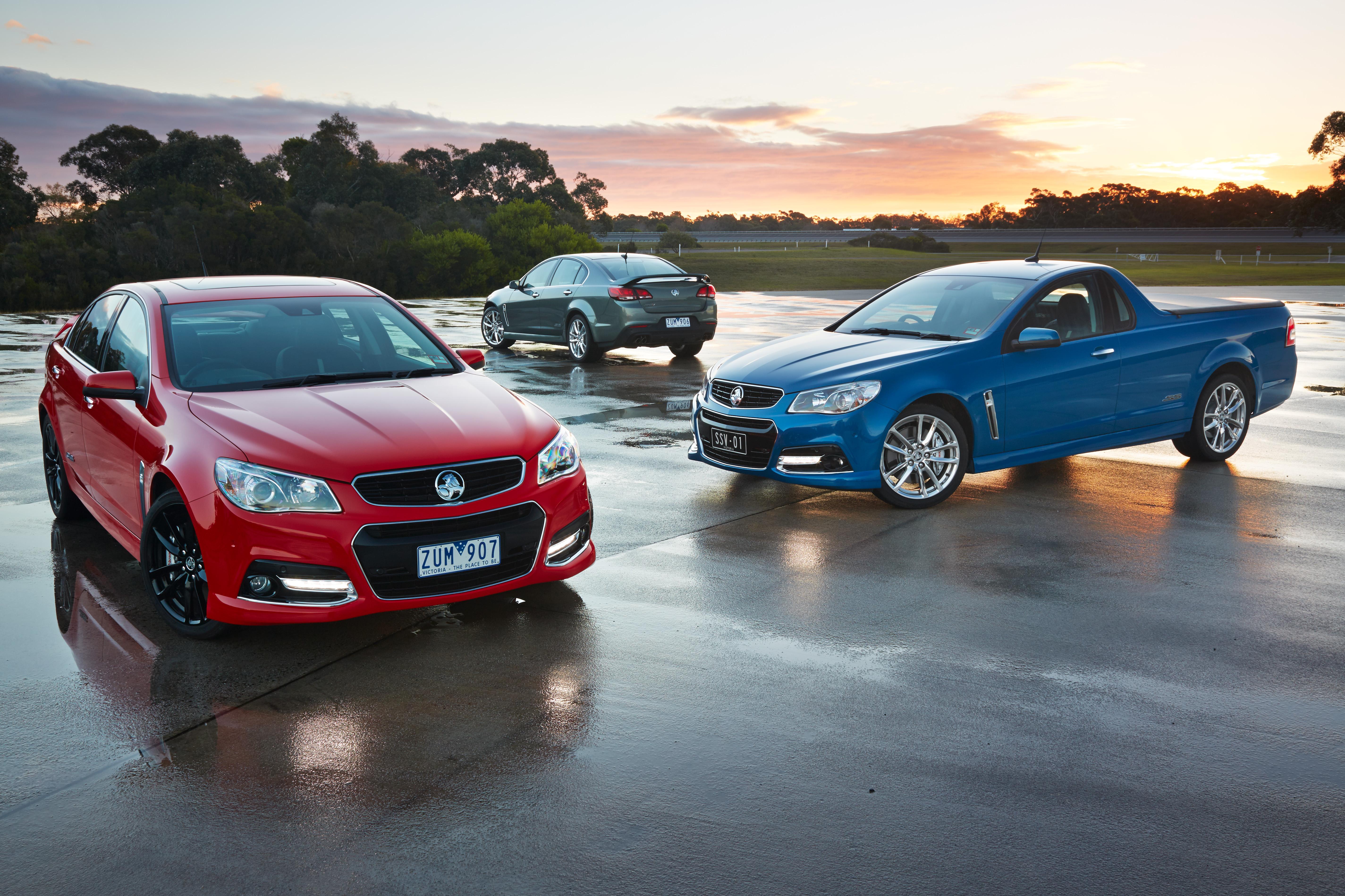 VF SS V Redline Sets New Standard for Holden Performance