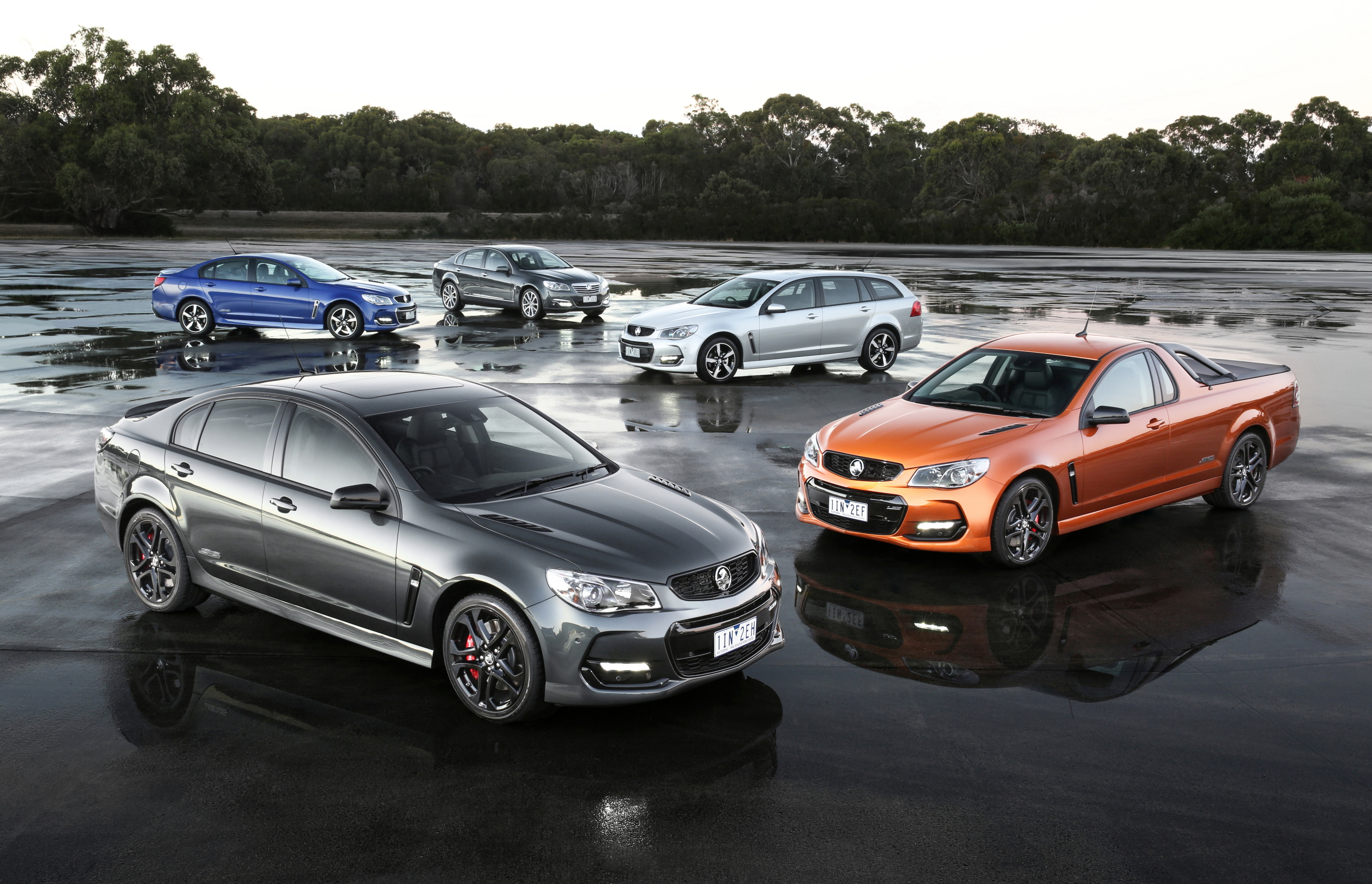 2017 Holden Commodore is Here