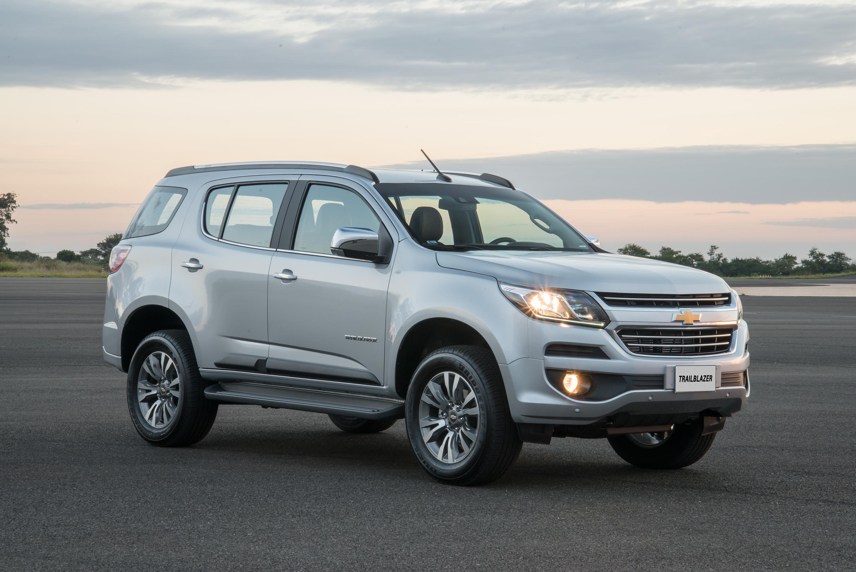Chevrolet Pressroom Middle East 2018 Trailblazer