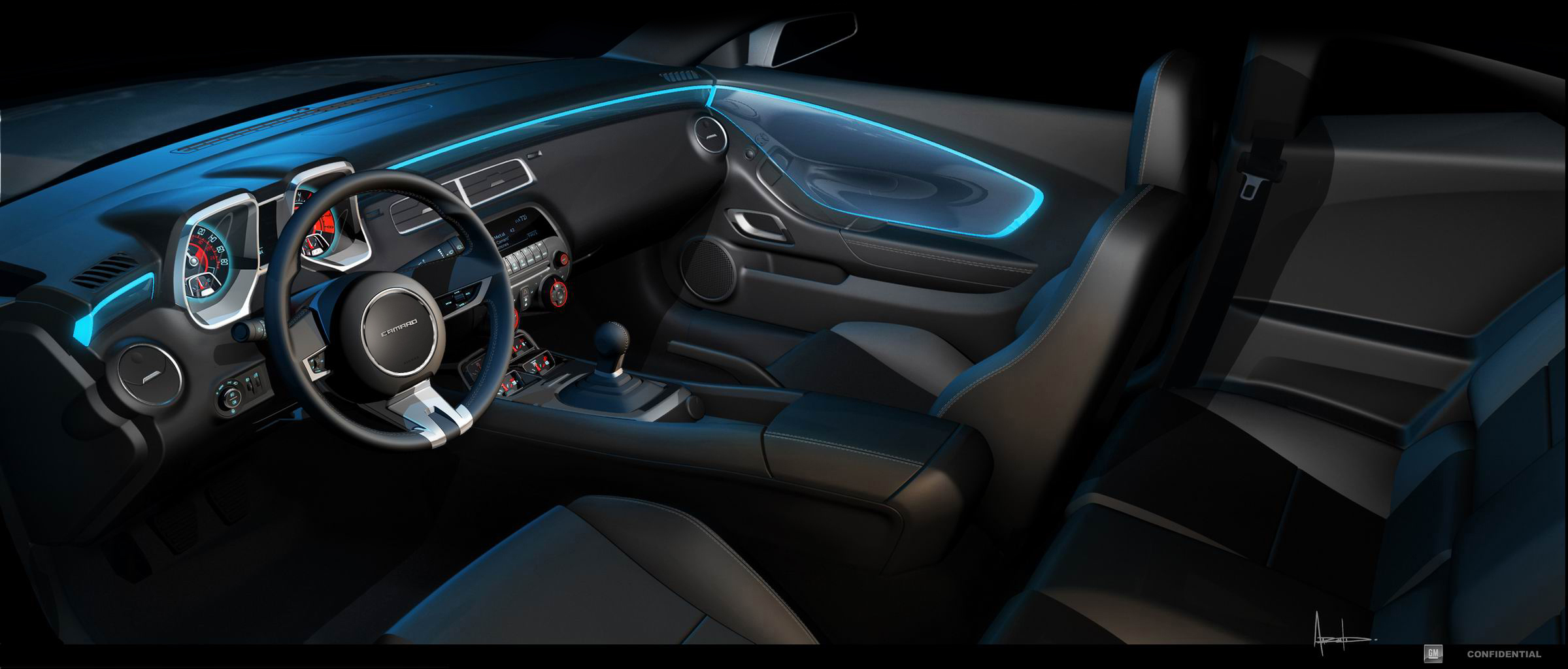 details view interior system of lack chevrolet showthread infotainment forums on camaro