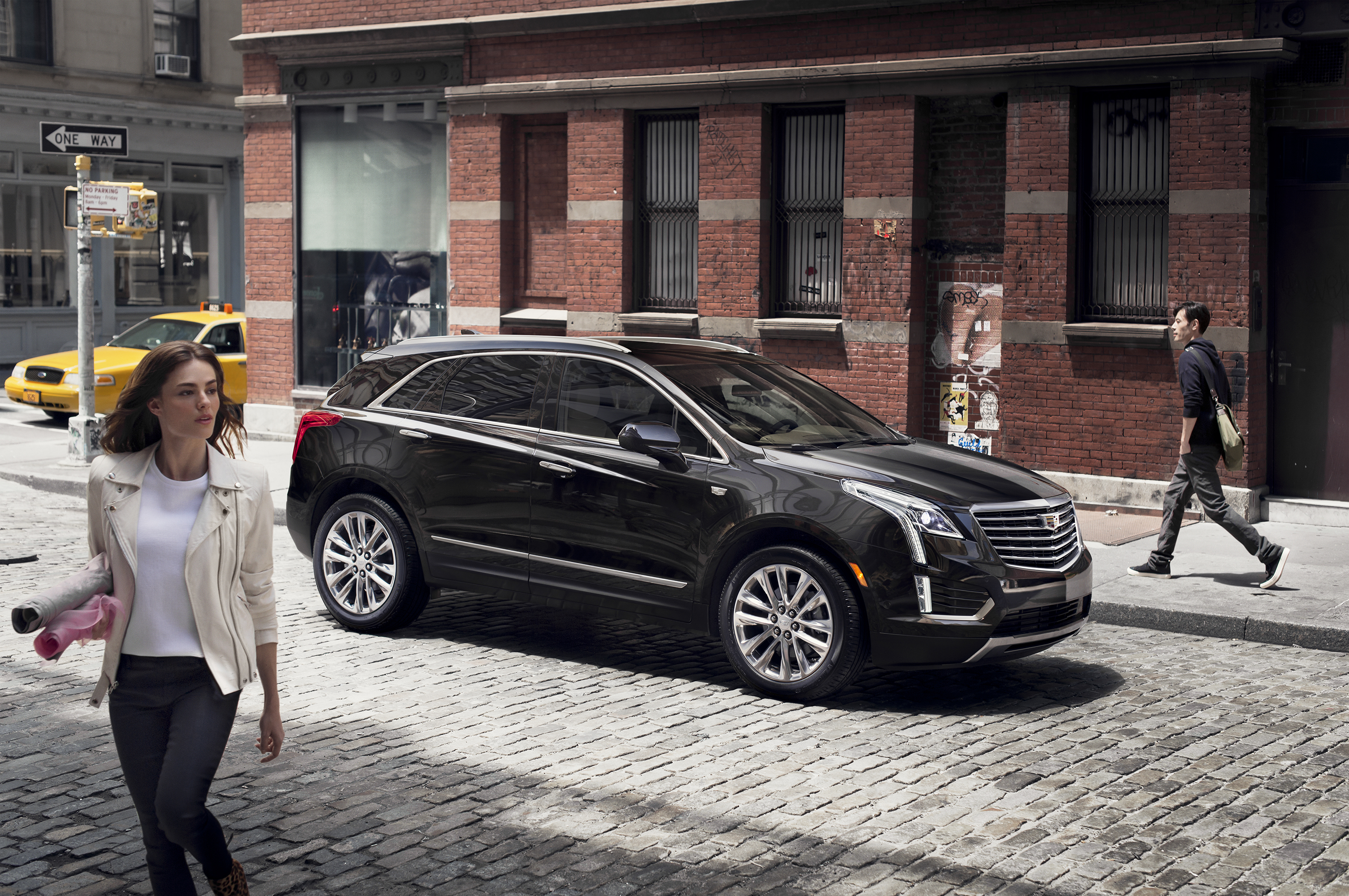 2017 Cadillac Xt5 Crossover Earns 2016 Top Safety Pick Rating From