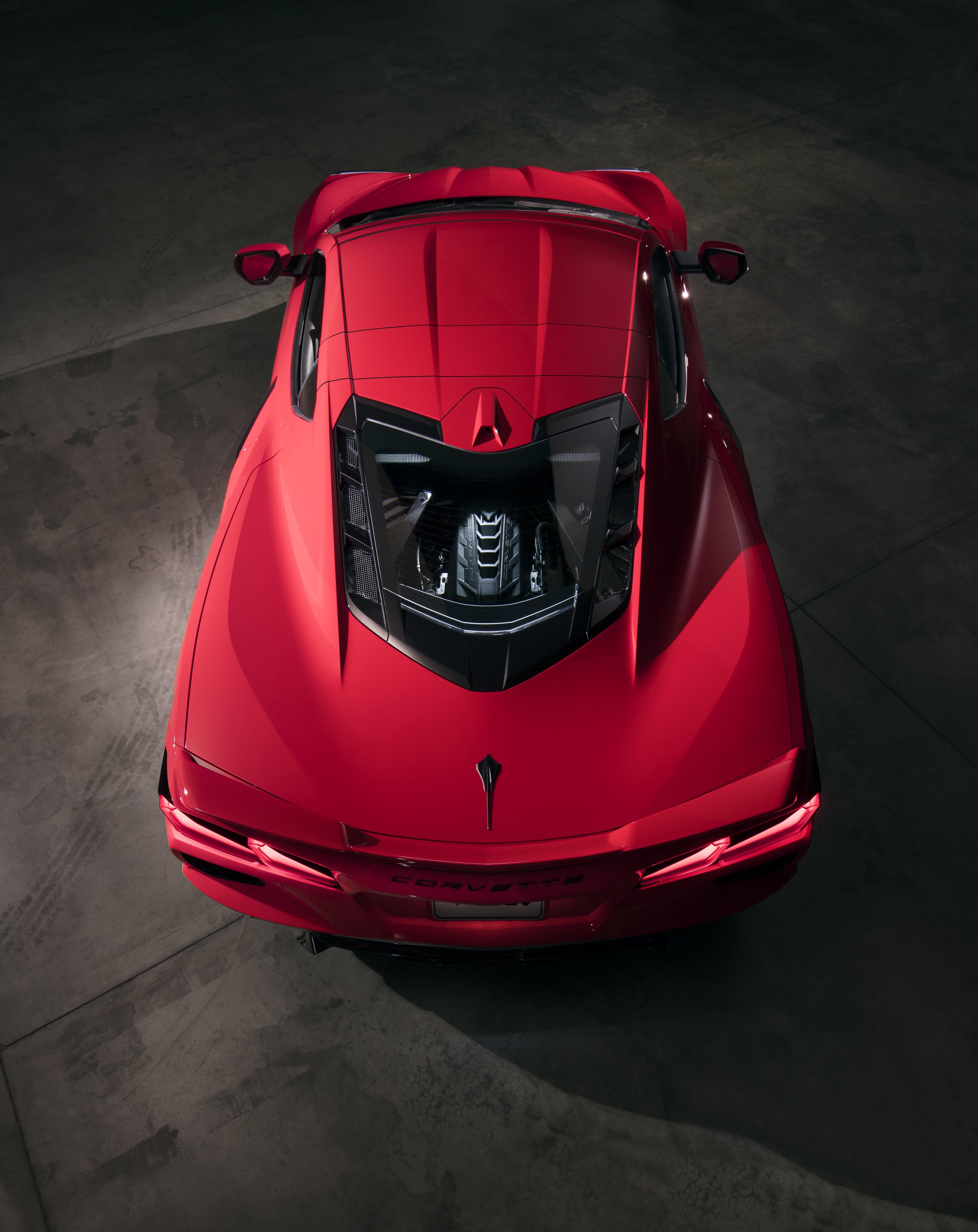 Holden To Welcome New Corvette To Australia