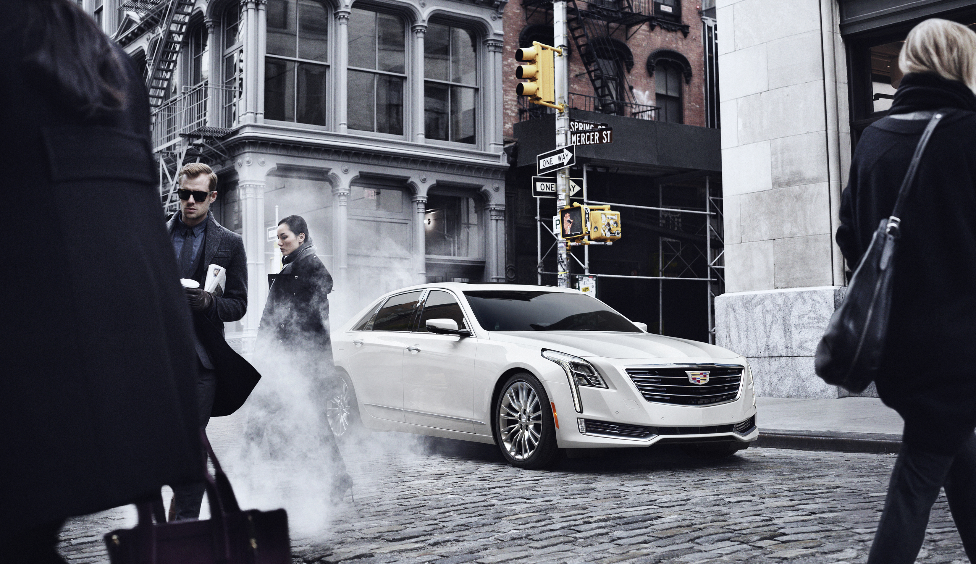 Auction of first new retail 2016 cadillac ct6 raises 200 000 to benefit karmanos cancer institute