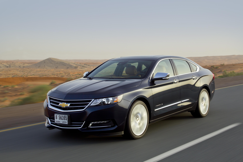 2014 Chevrolet Impala Celebrates Middle East Debut