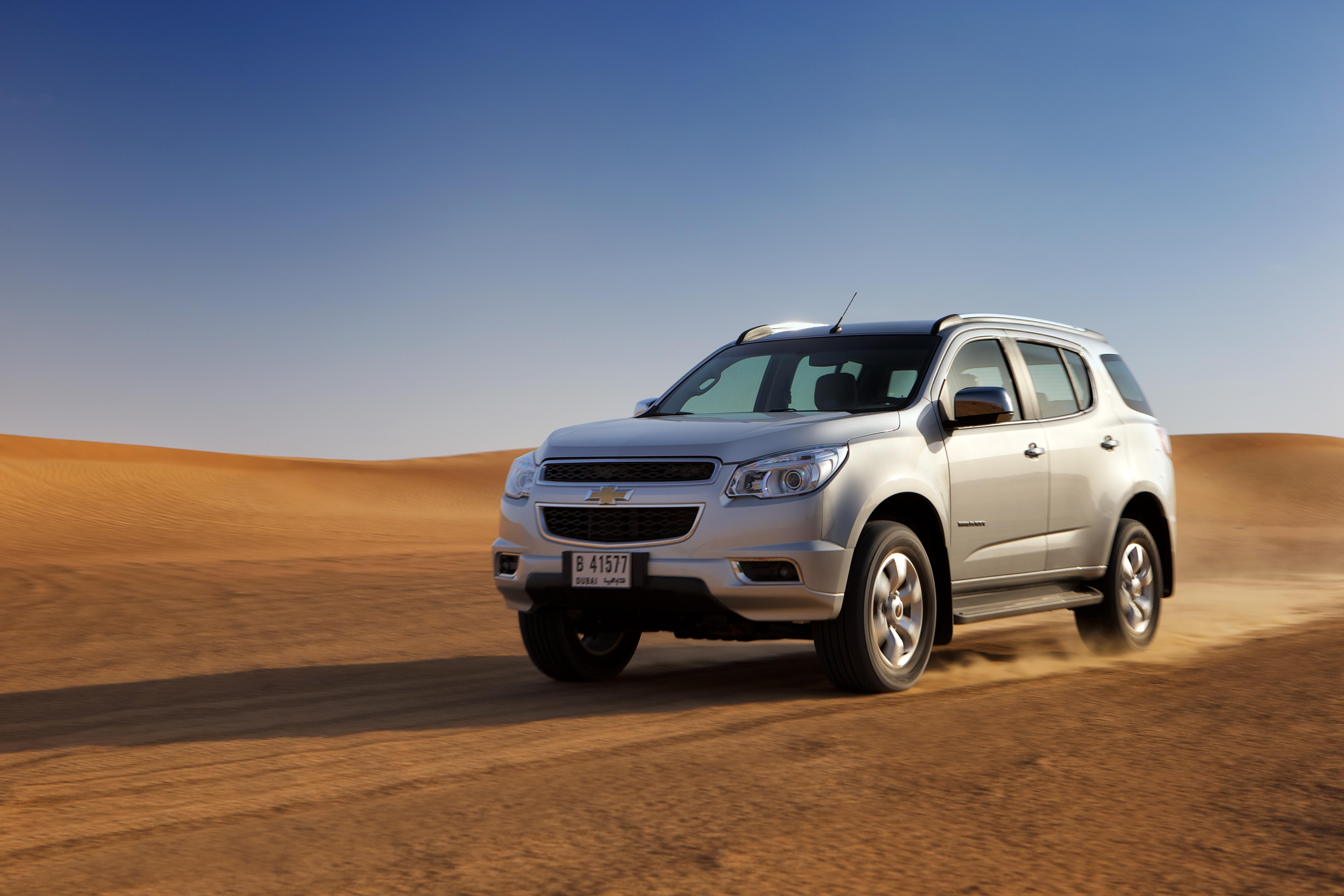 Chevrolet Trailblazer 2015 >> Chevrolet Pressroom Middle East 2014 Trailblazer