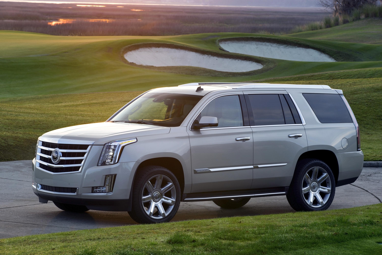 Cadillac escalade 2015 cono de lujo y sofisticaci n inicia ventas en m xico
