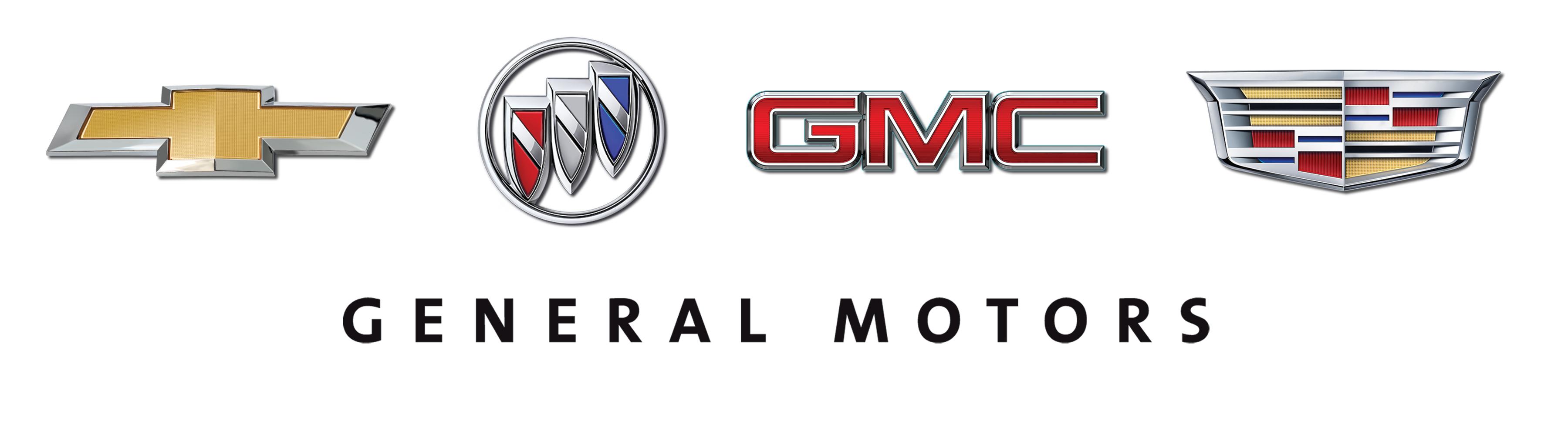General Motors Logo 2015