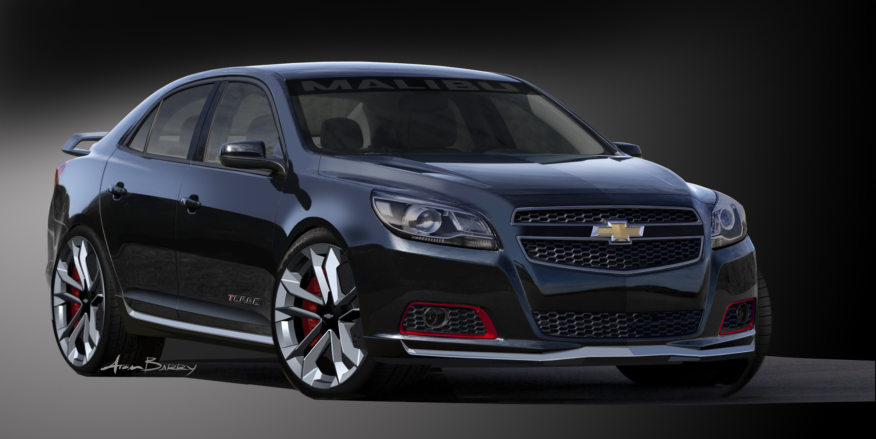 Chevrolet Performance Takes Many Forms at SEMA Show