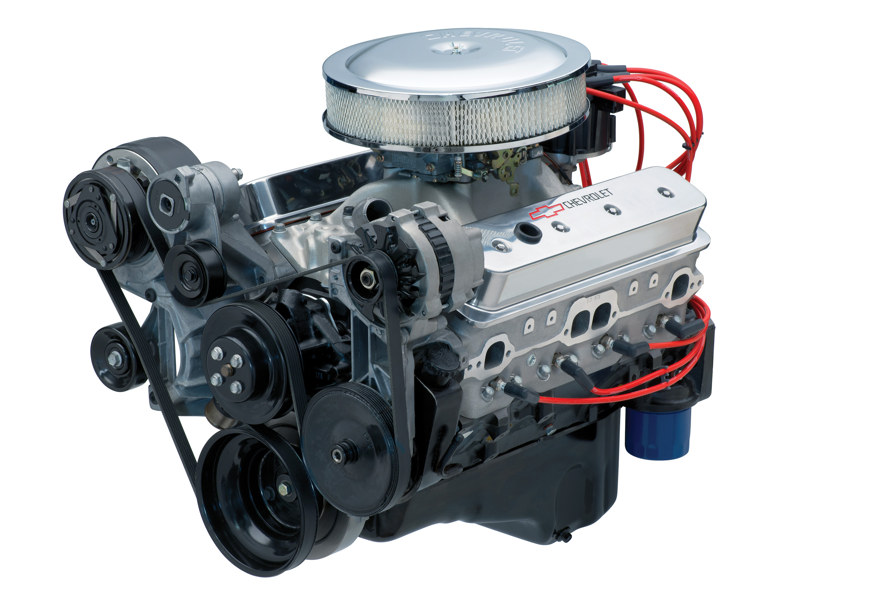 Chevrolet Performance Introduces New ZZ5 350 Crate Engine