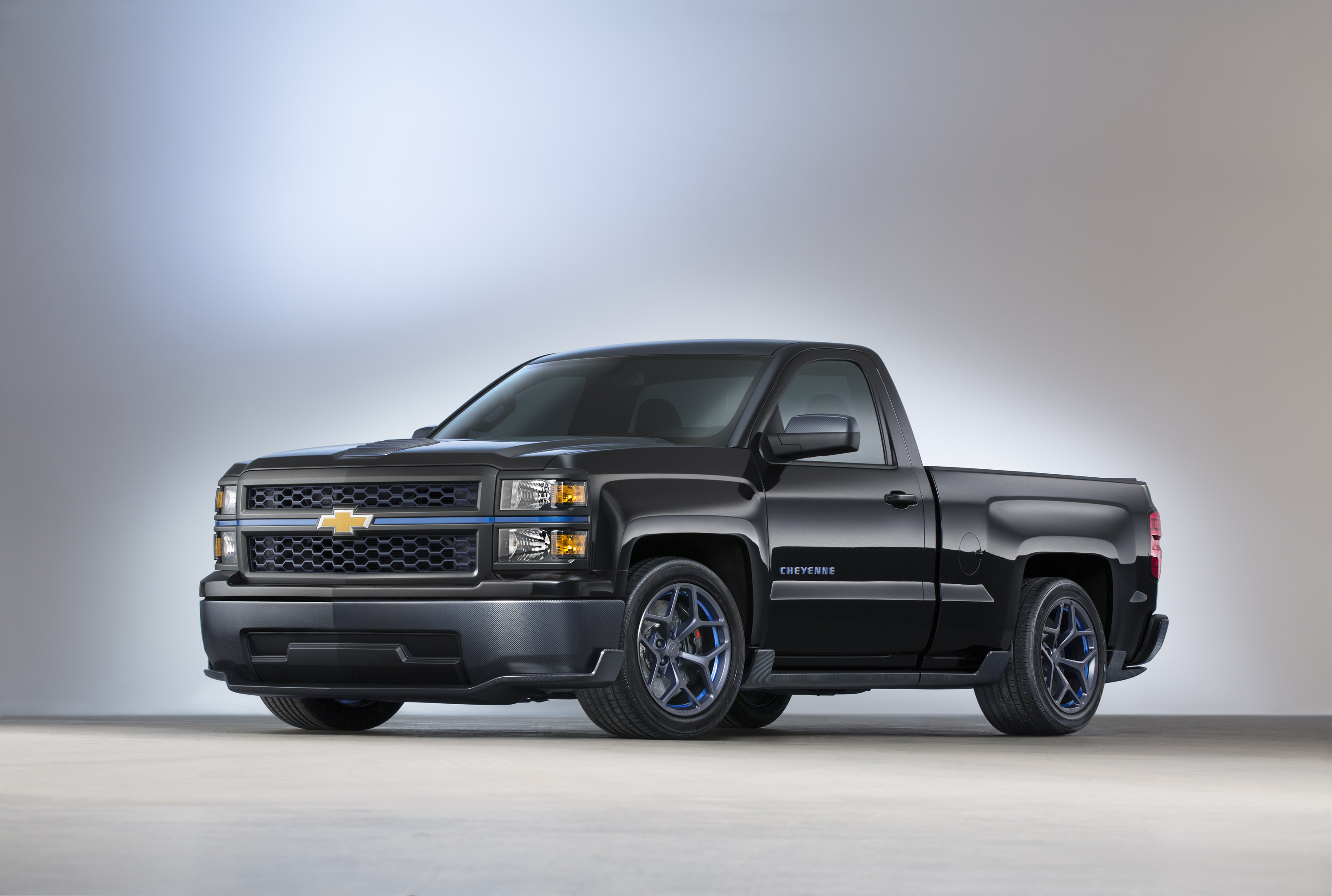 Silverado cheyenne concept mini mass max performance