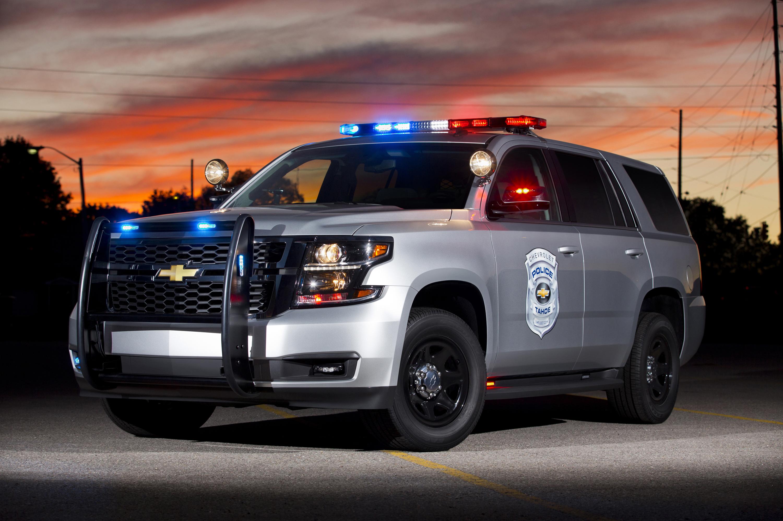 2015 Chevrolet Tahoe Ppv Prepares For Duty