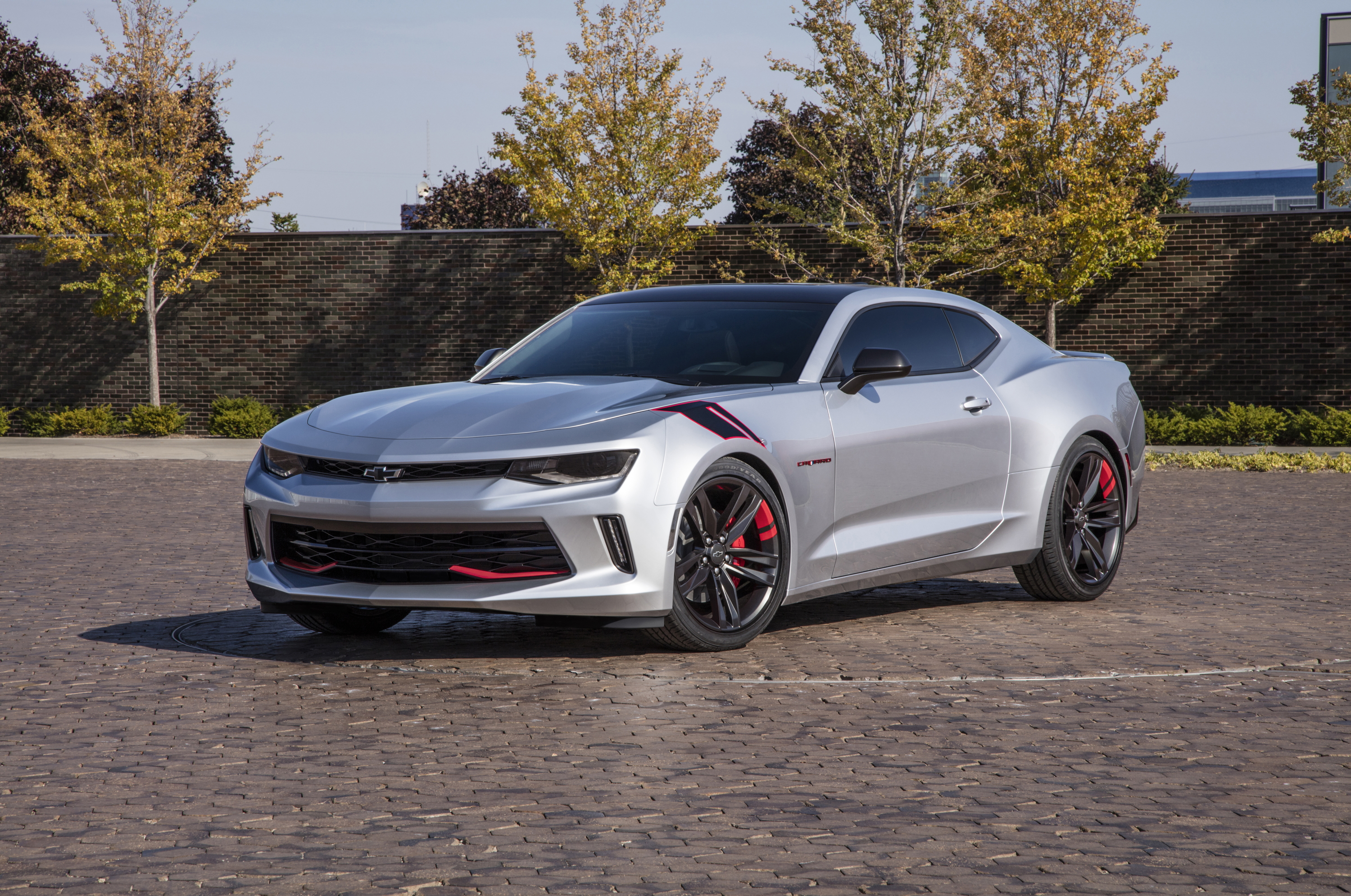 Chevrolet Red Line Concepts Showcase Latest Accessories