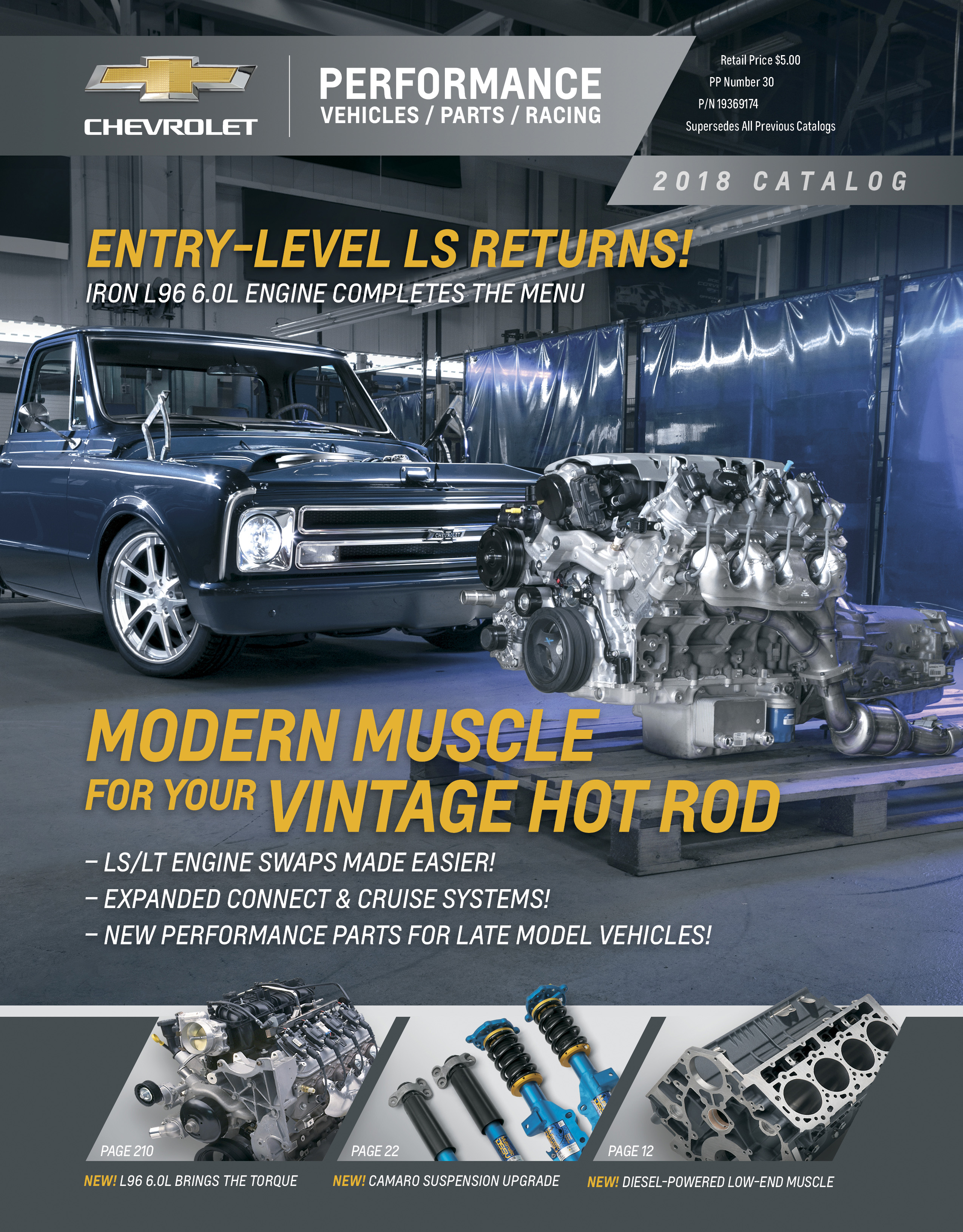 2018 Chevrolet Performance Portfolio Features Industry S Largest