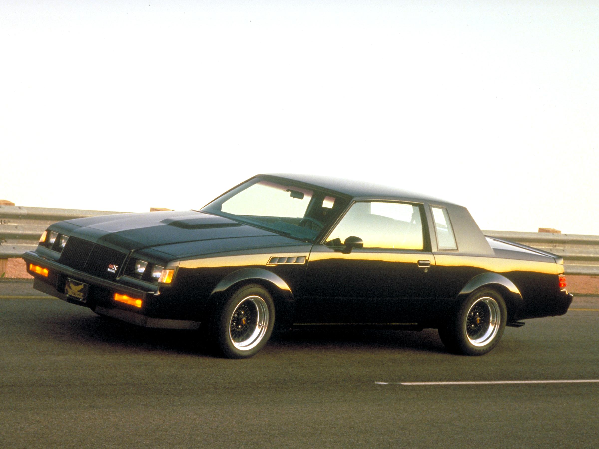 1984 Buick Grand National Wiring Diagram 1987 Buick Regal Grand