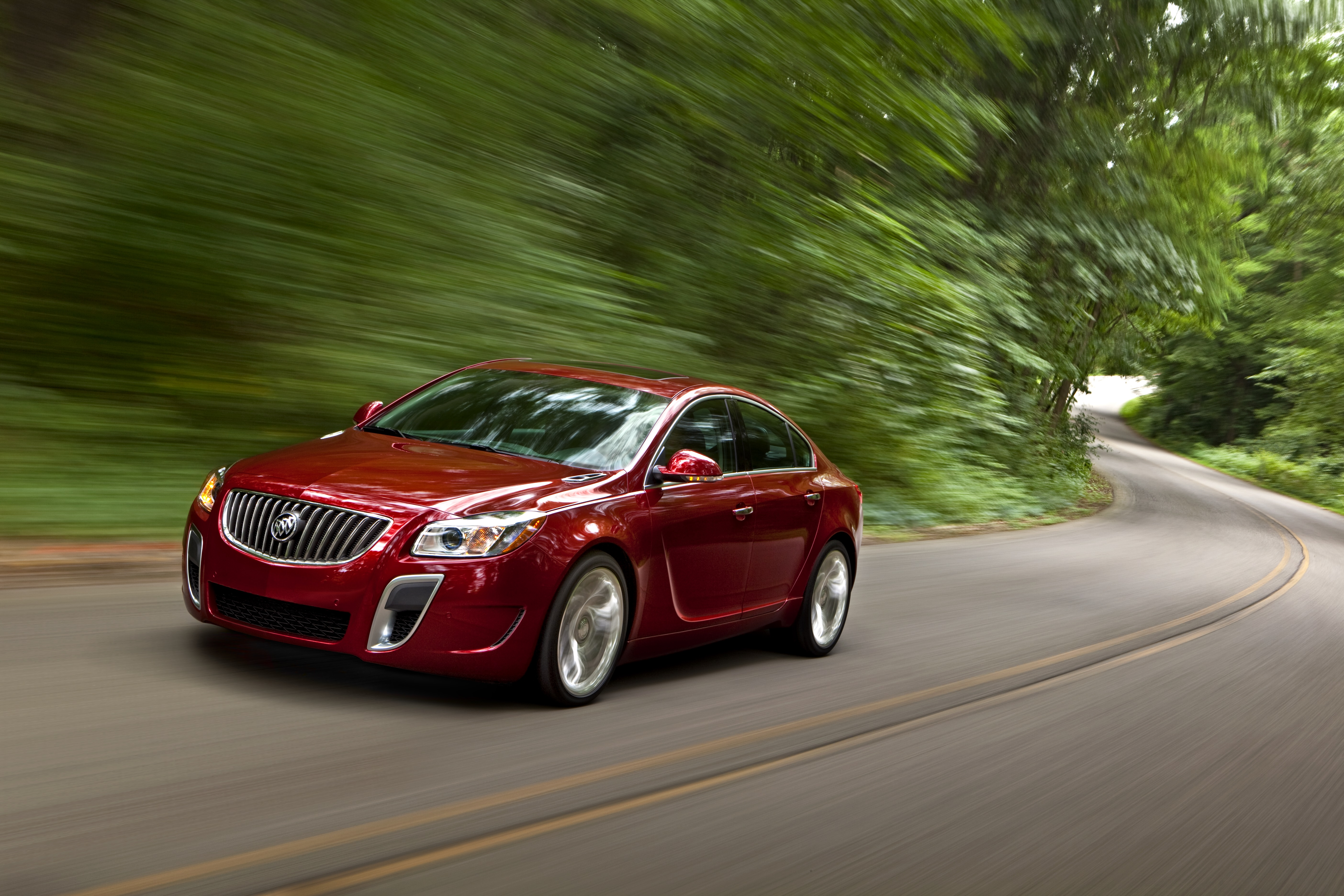 buick review verano wheel of luxury a wrapped touch redlinenorth steering regal adds turbo leather heated