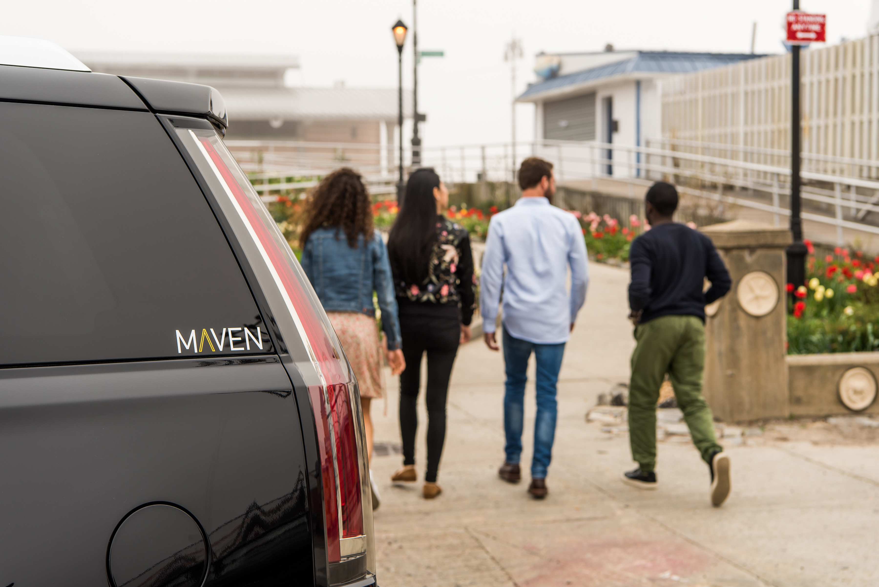 Maven, One of the Fastest-Growing Mobility Brands in North