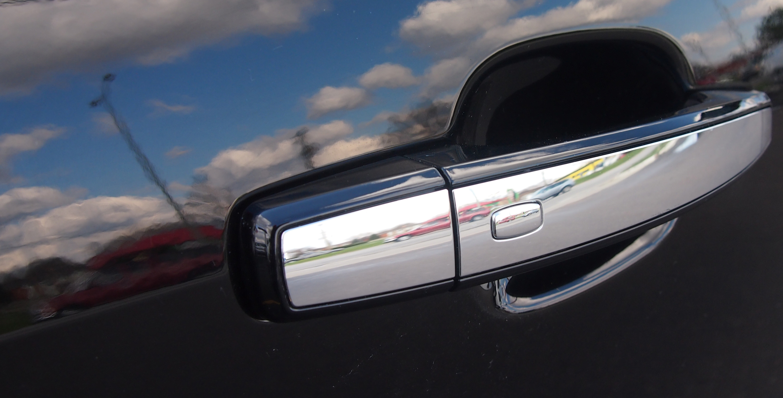 Chevrolet Malibu Makes Vehicle Entry Easier
