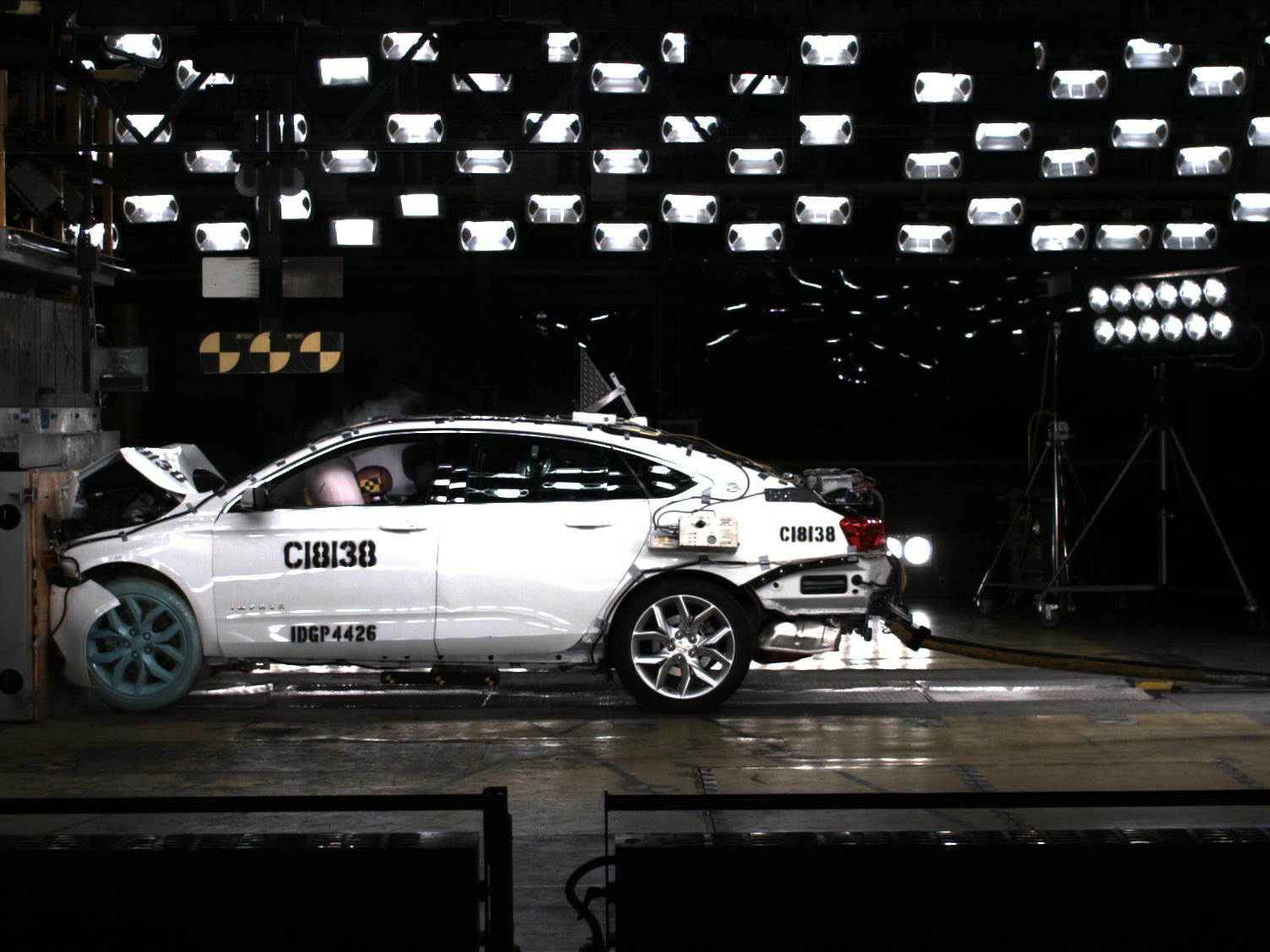 All Chevy chevy 2014 cars : 2014 Chevrolet Impala Receives Five-Star Safety Score