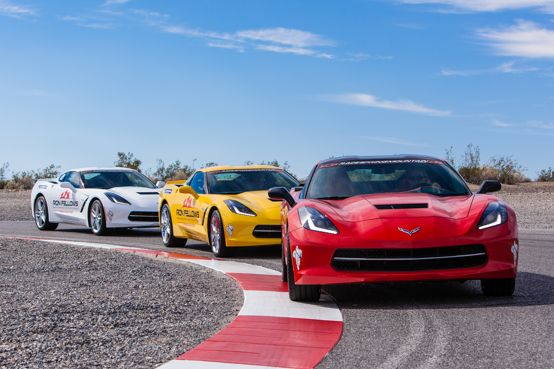 Stingray School Maximizes Corvette Driving Experience