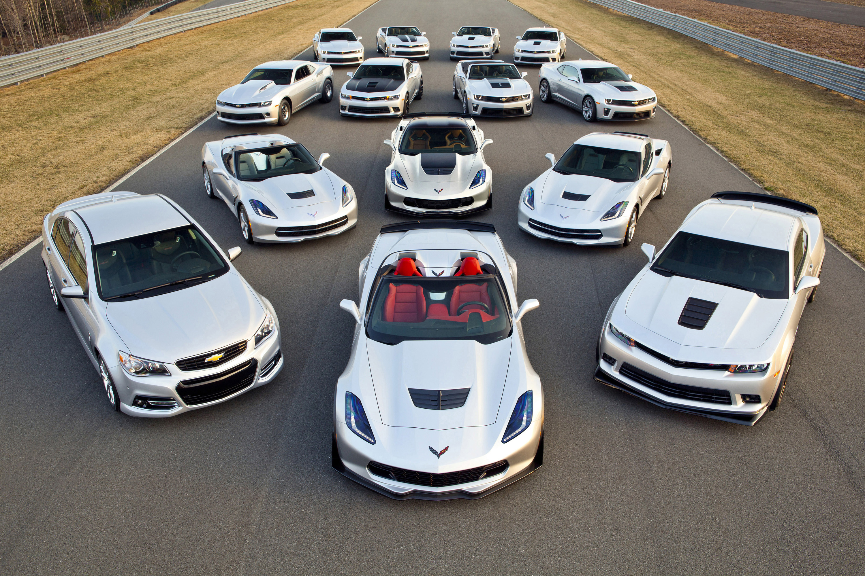 Chevy Models 2015 >> America S Favorite Performance Car Line Expands In 2015