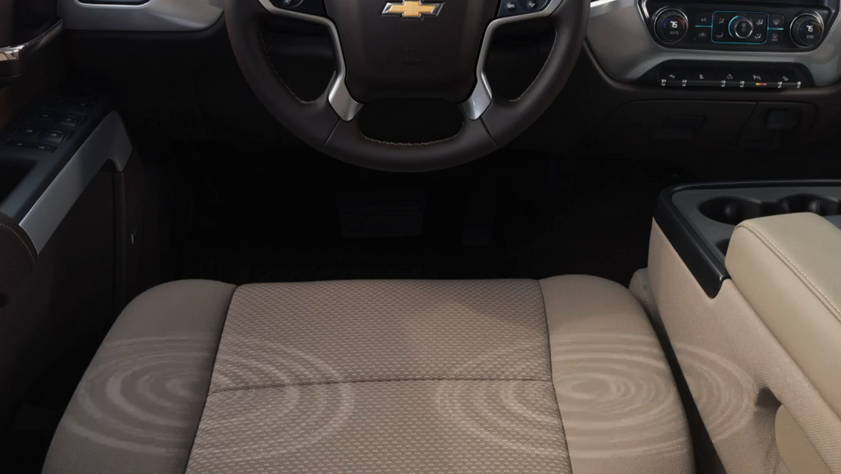 Chevrolets Safety Alert Seat Goes To Work