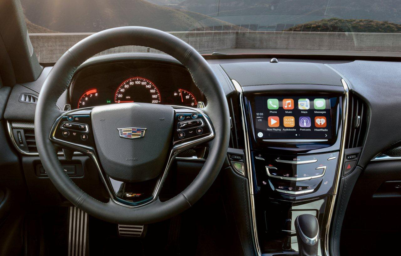 Cadillac Enhances Phone Integration For 2016 Models With Apple