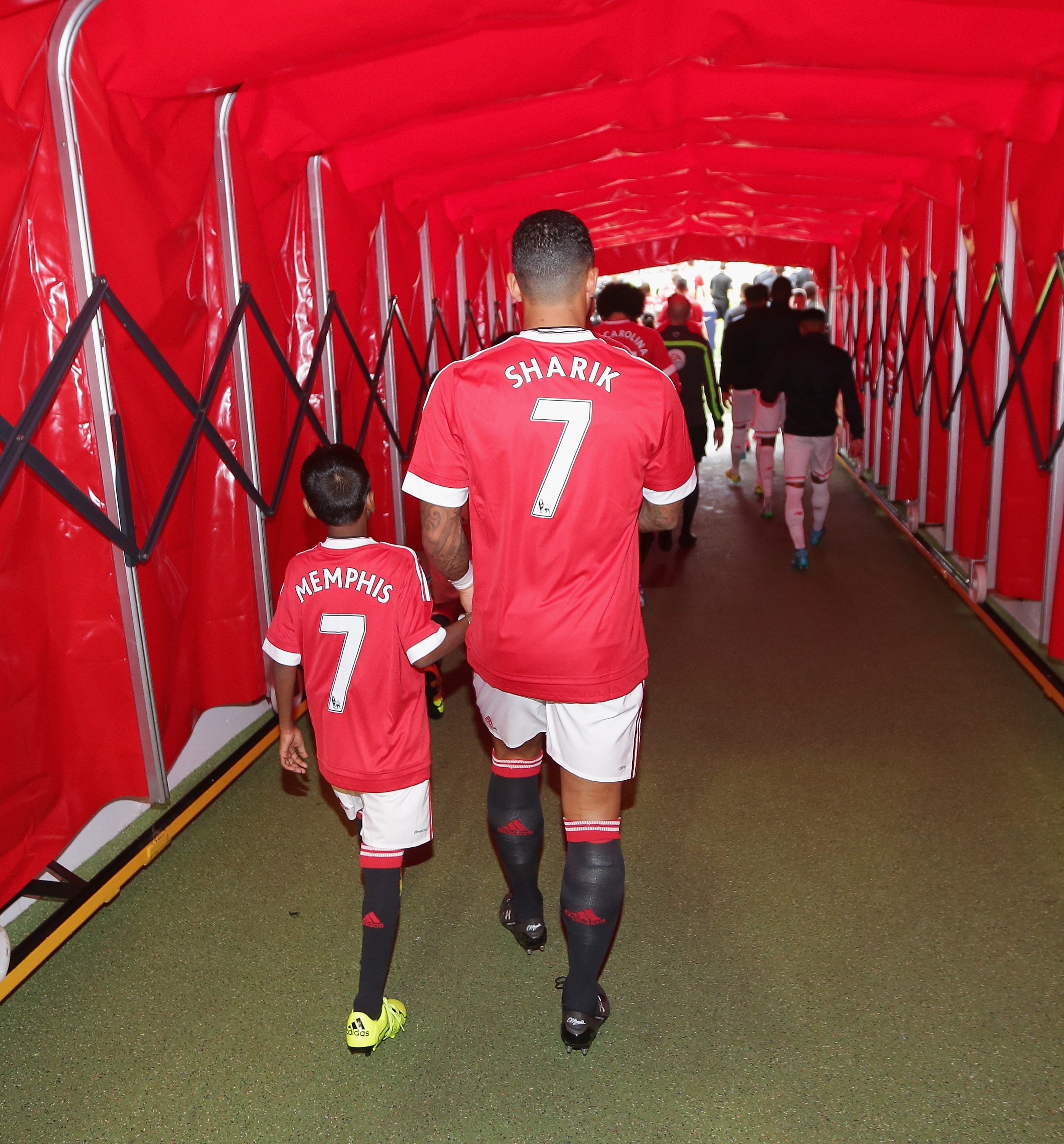 Chevrolet to Bring 11 Child Mascots to Manchester United Match