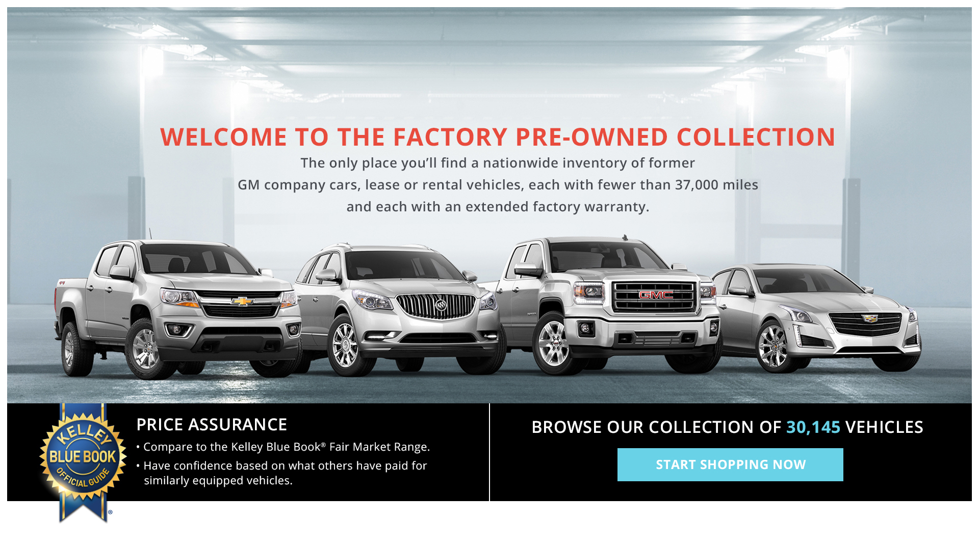 GM Woos Used Car Buyers with New Online Service