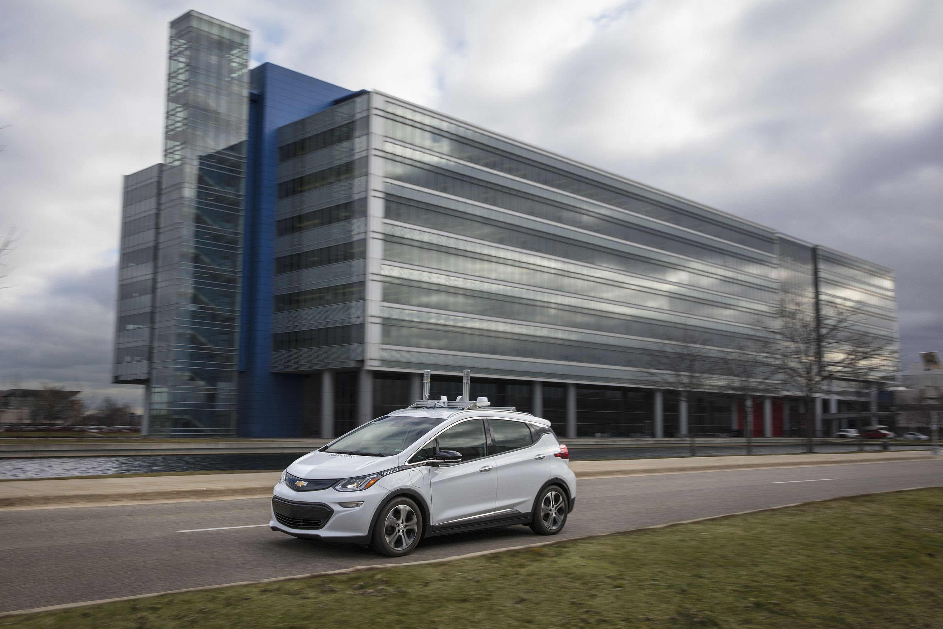 General Motors Cars >> Gm To Start Autonomous Vehicle Manufacturing And Testing In Michigan