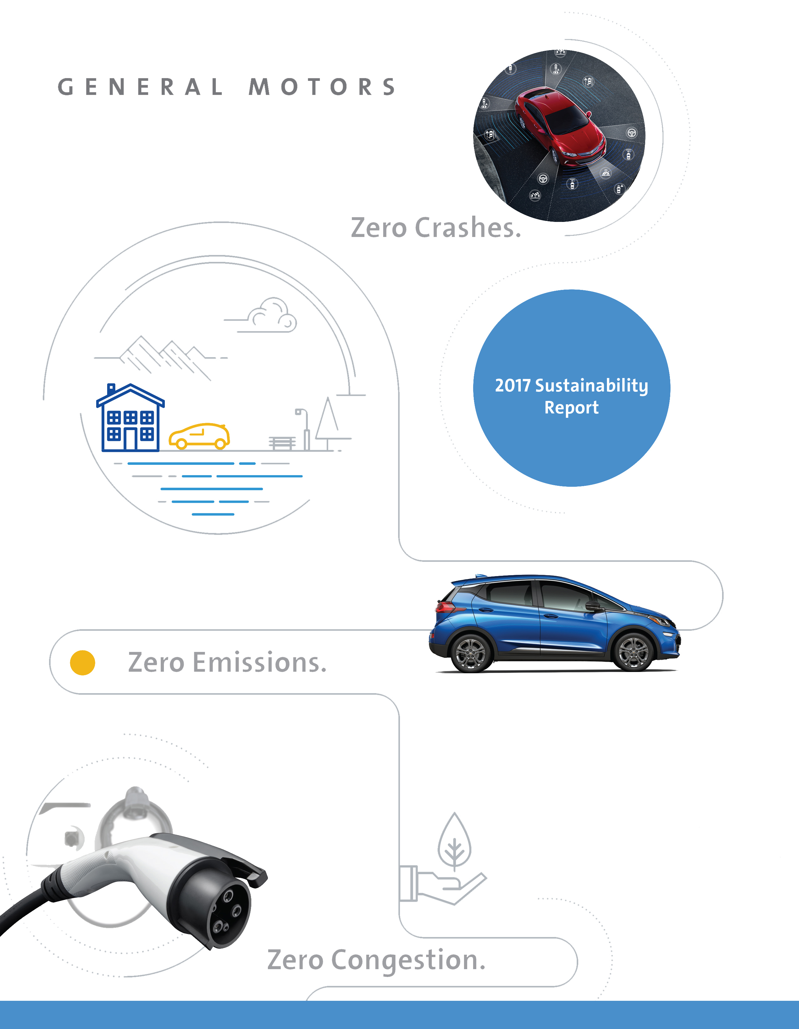 Gm S Vision Drives Value For The Company Communities And Future Mobility