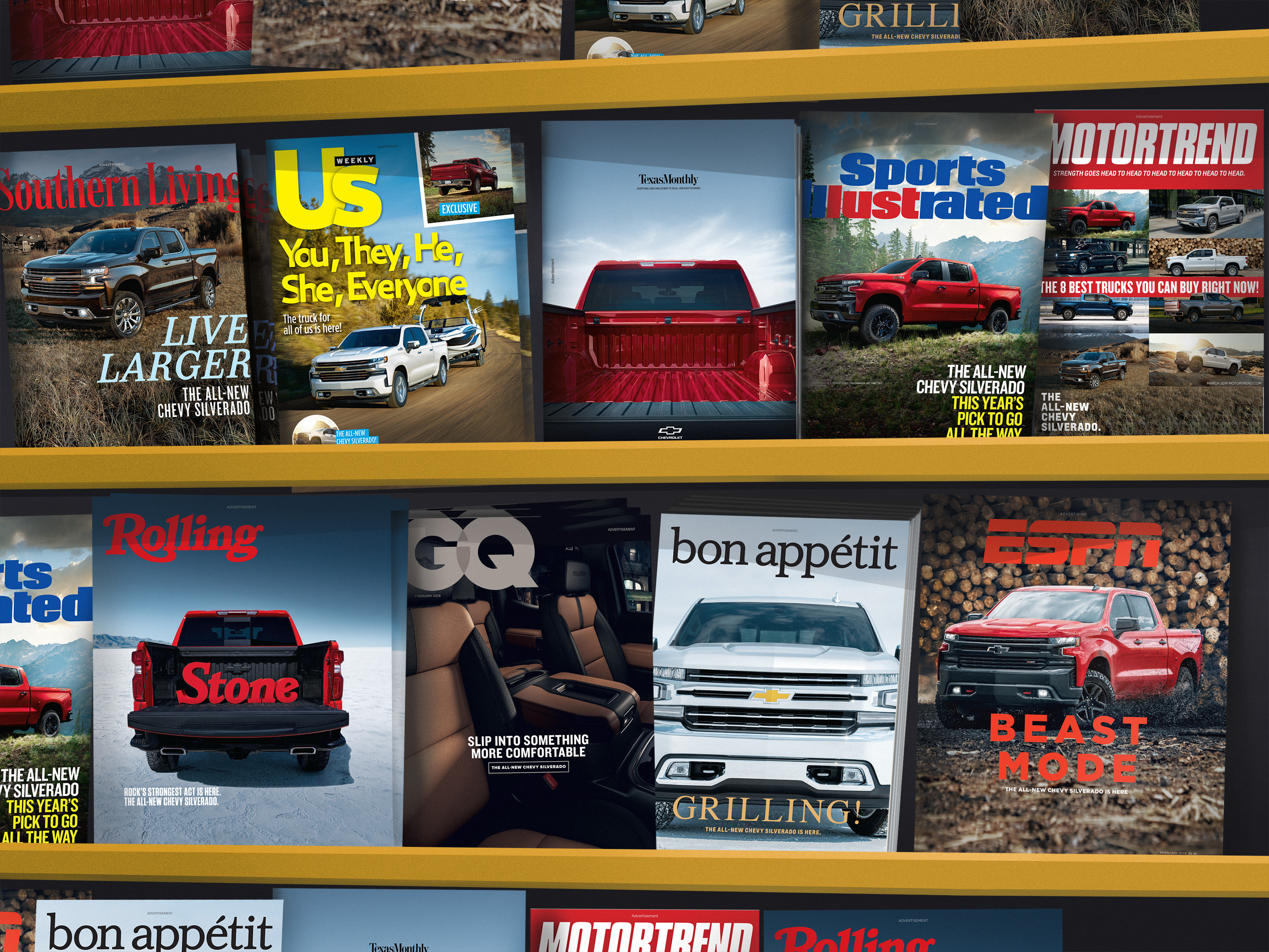 chevrolet debuts all new silverado marketing campaign new silverado marketing campaign