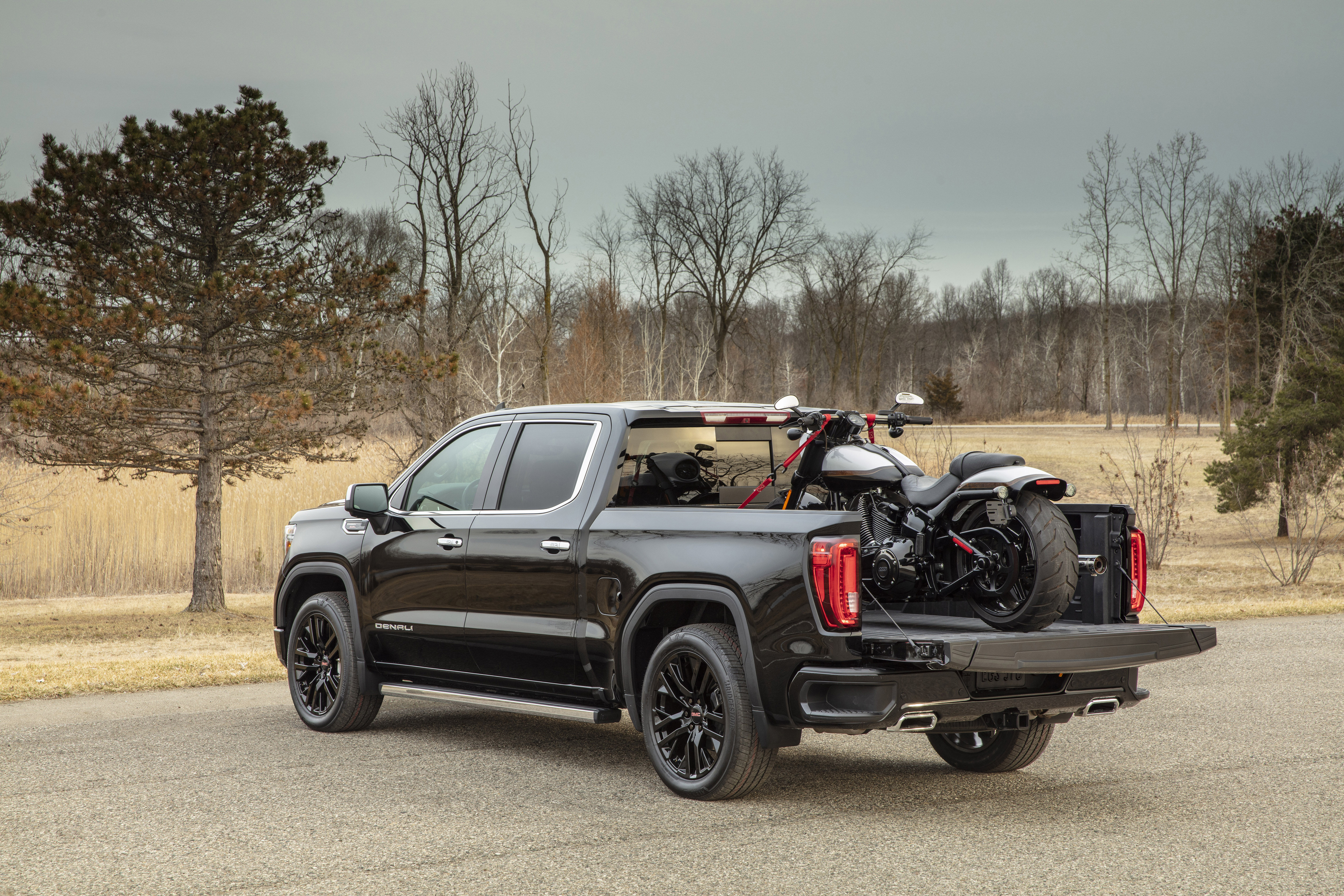 Gmc Innovation Continues With 2020 Sierra 1500