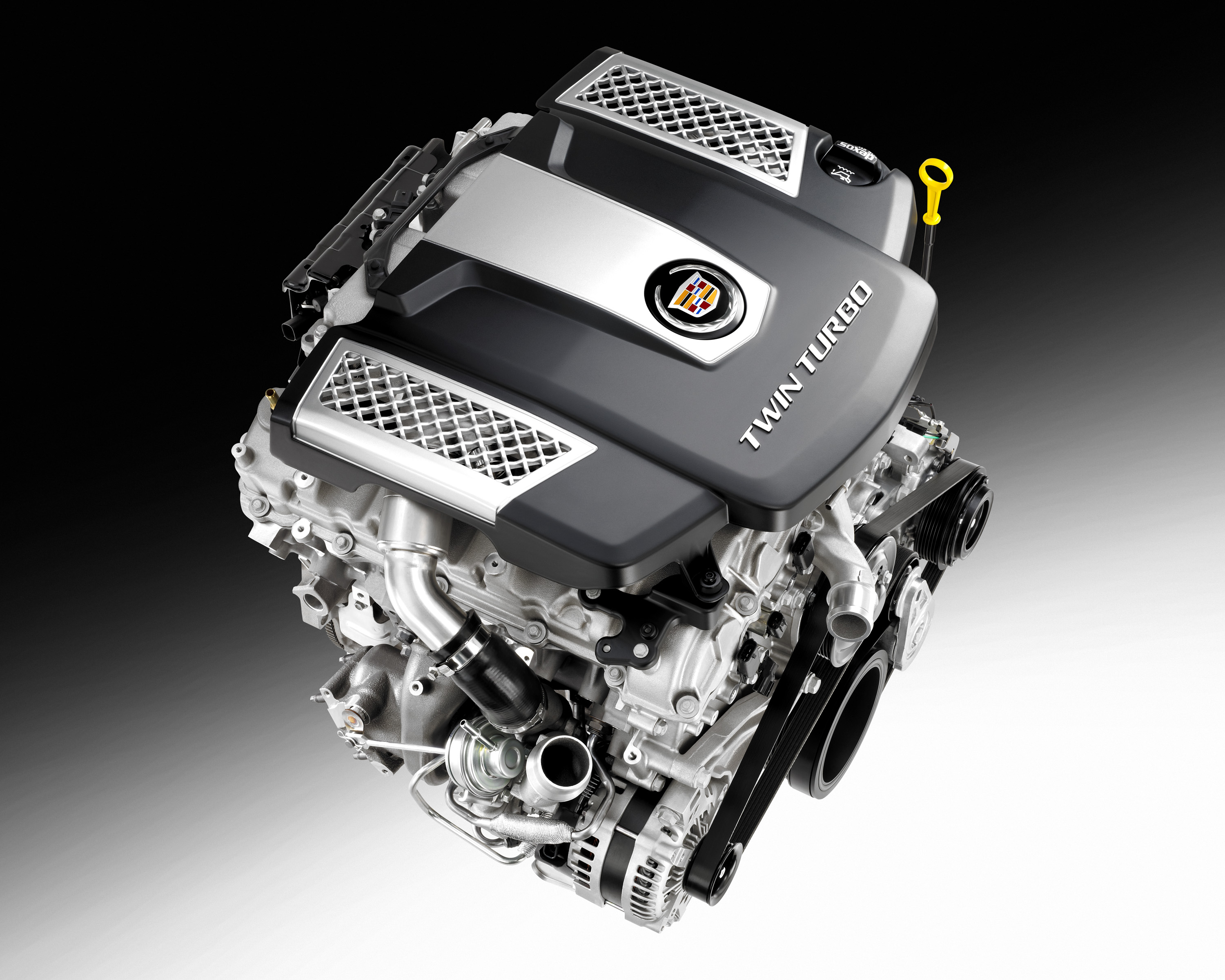 Cadillac Twin Turbo Debuts In All New 2014 Cts Sedan General Engine Cooling Diagram