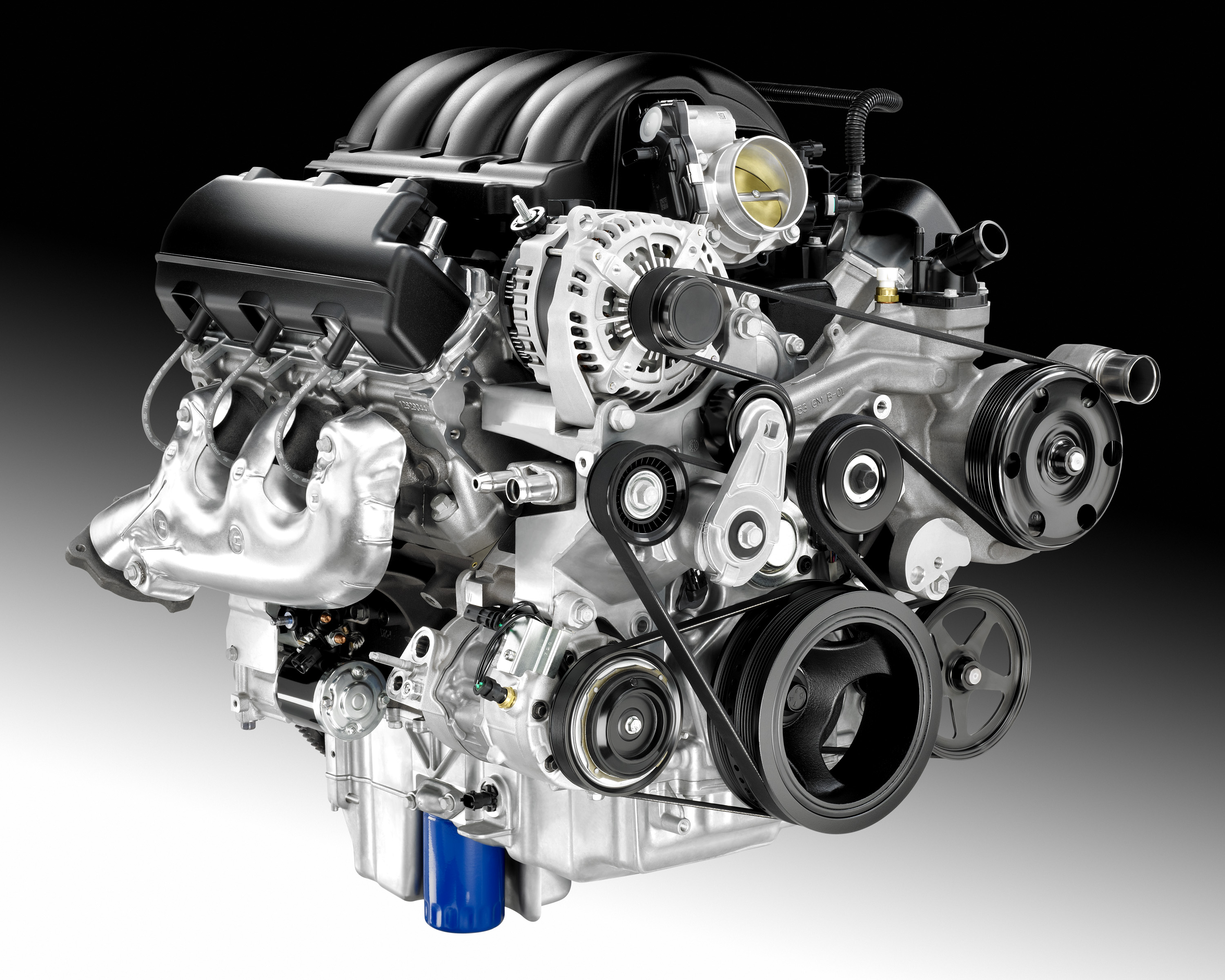 Gm 5 3 Engine Diagram Reveolution Of Wiring 2007 Volkswagen Rabbit Trio New Ecotec3 Engines Powers Silverado And Sierra Rh Media Com Liter Vortec Sensors Chevy 53