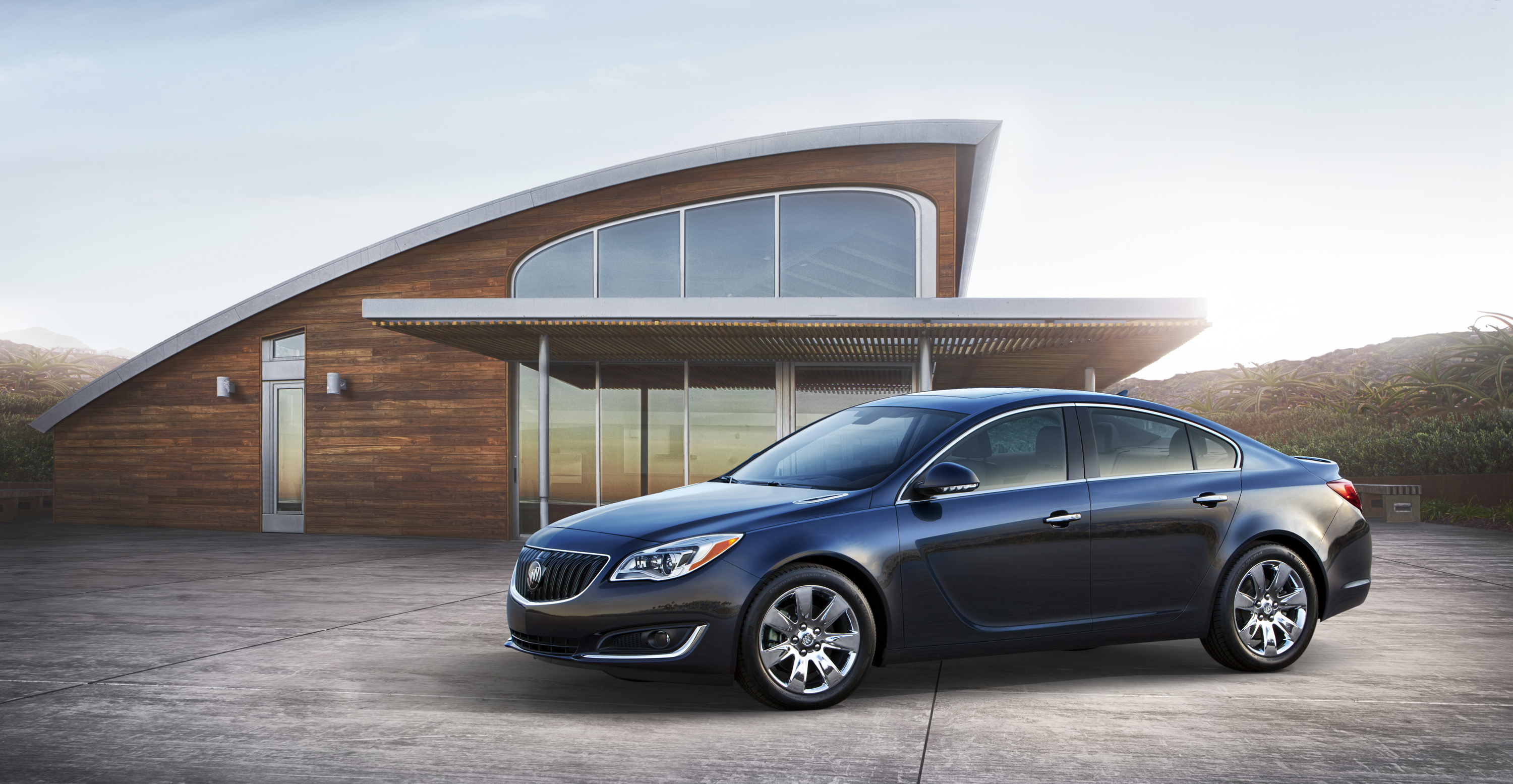 2014 buick regal infused with new technology rh media gm com 78 Buick Regal Buick Turbo V6 Engine