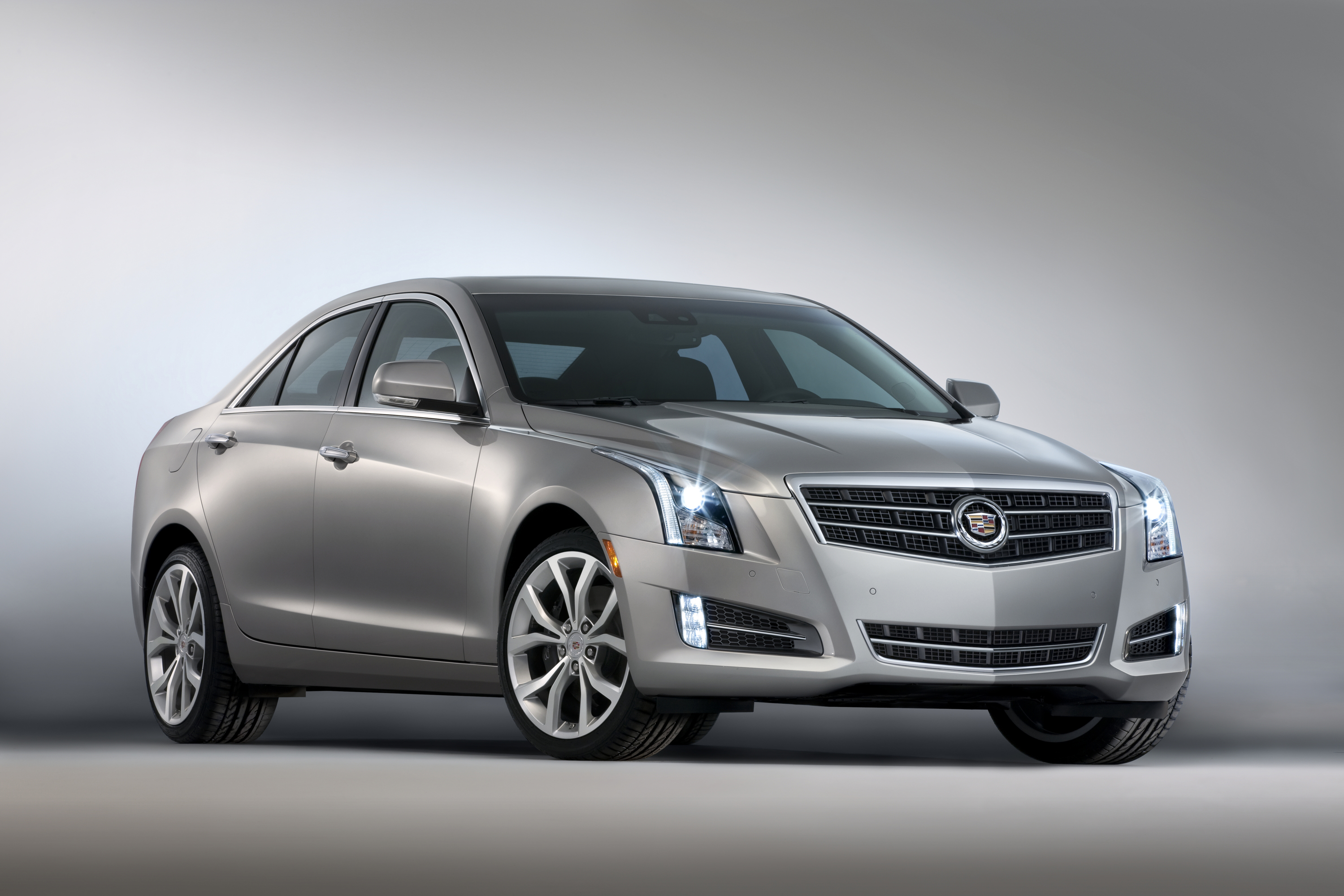 Cadillac Ats Safety Is Rooted In Avoidance