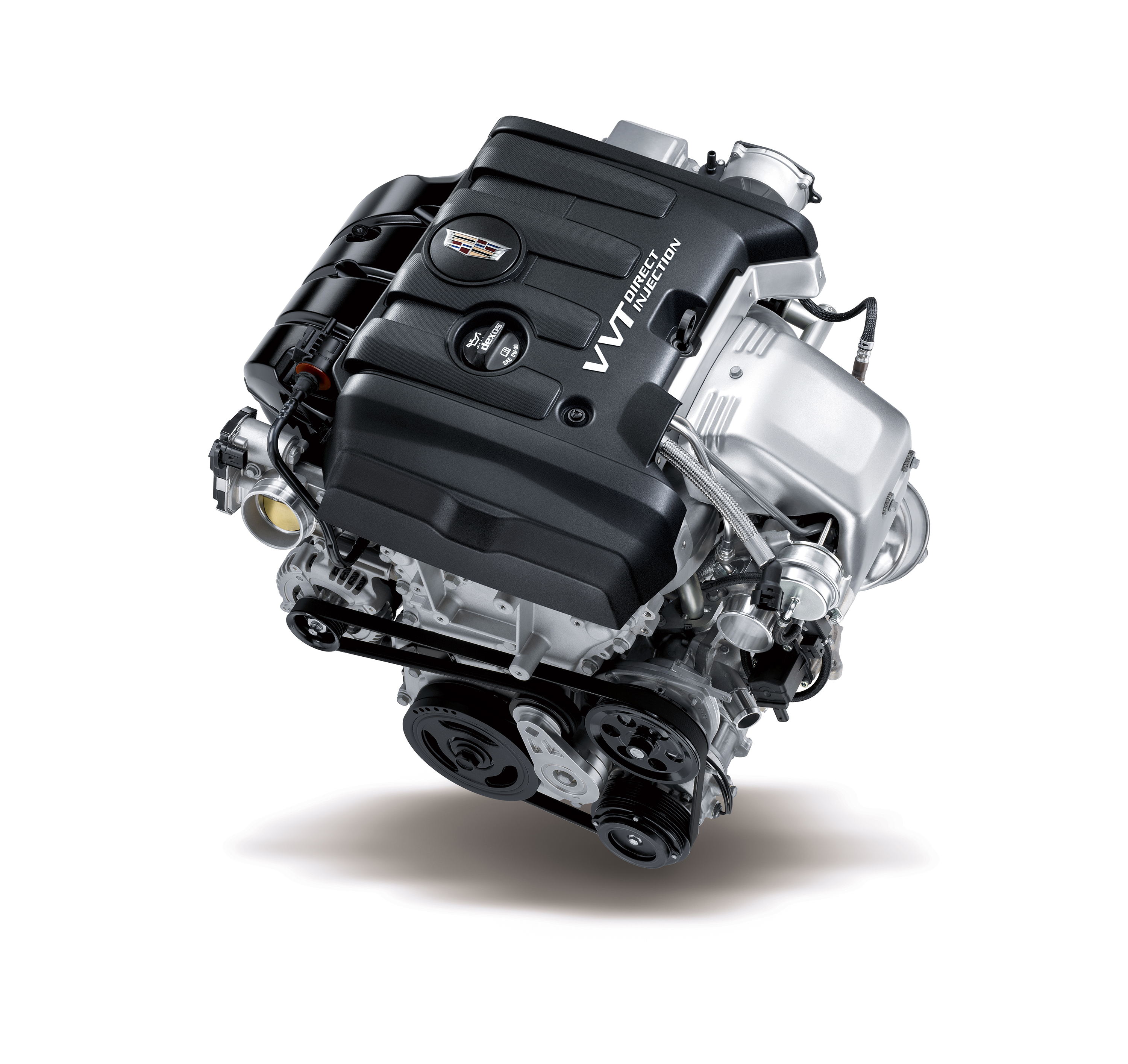 ATS Coupe 2 0T Gets More Torque Output Equipment
