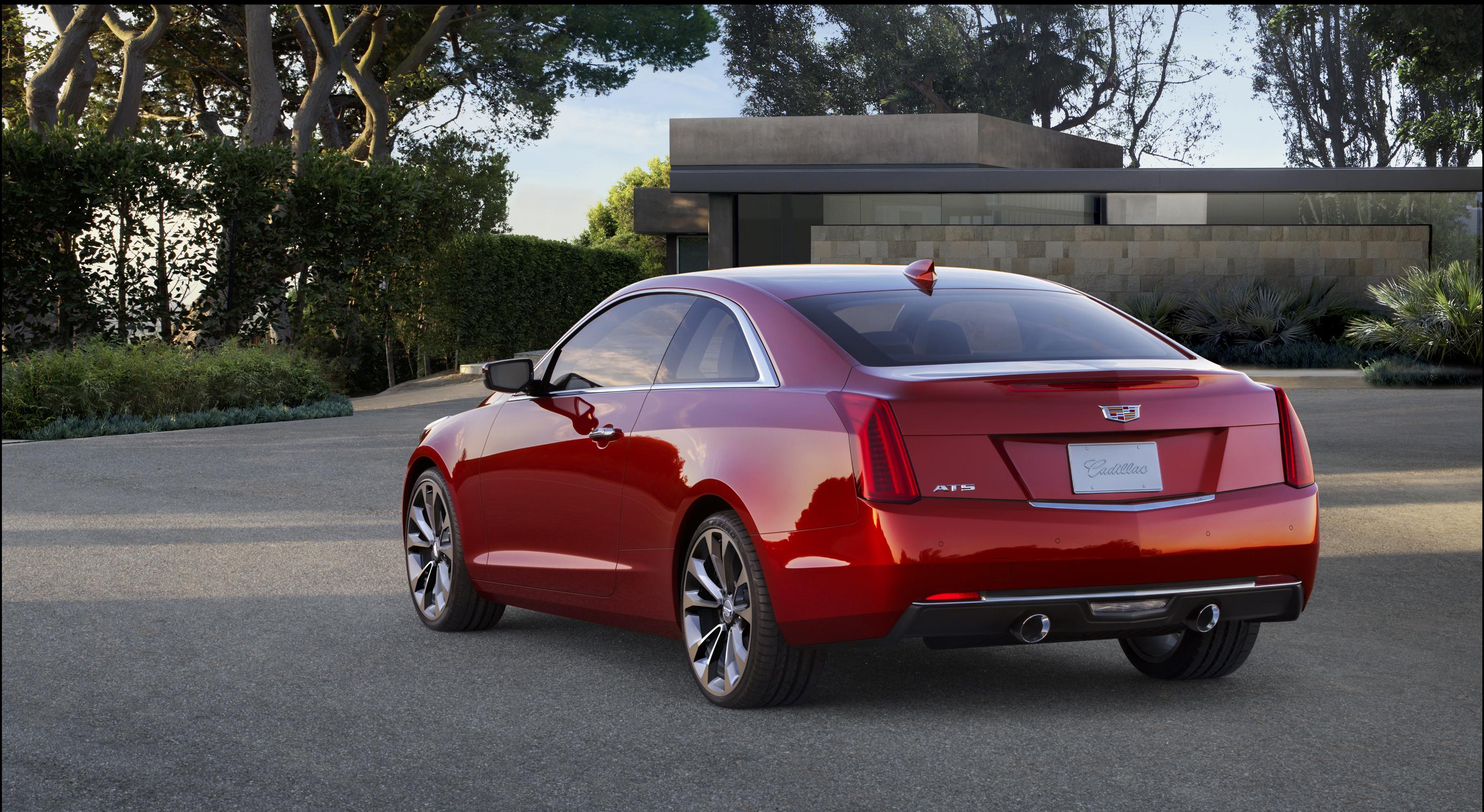 Cadillac Ats Coupe >> 2015 Cadillac Ats Coupe Adds Onstar With 4g Lte