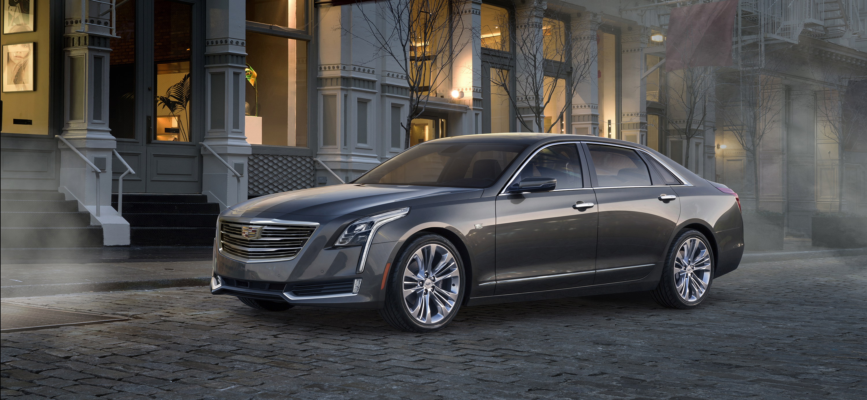 news h drive sedan cadillac new westchester in hybrid and plug york luxury ny first may county of city