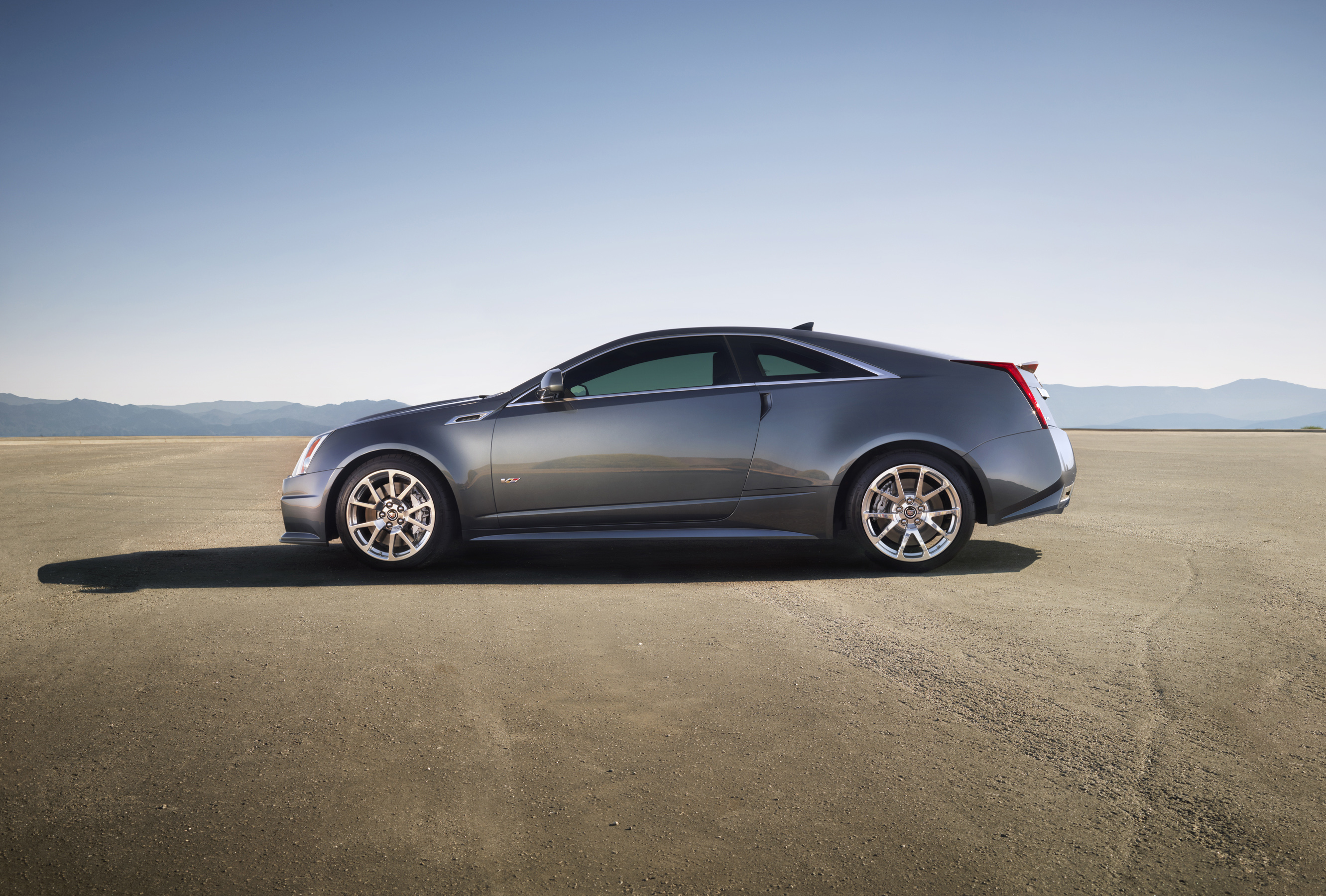 Cadillac Pressroom United States Cts V Coupe
